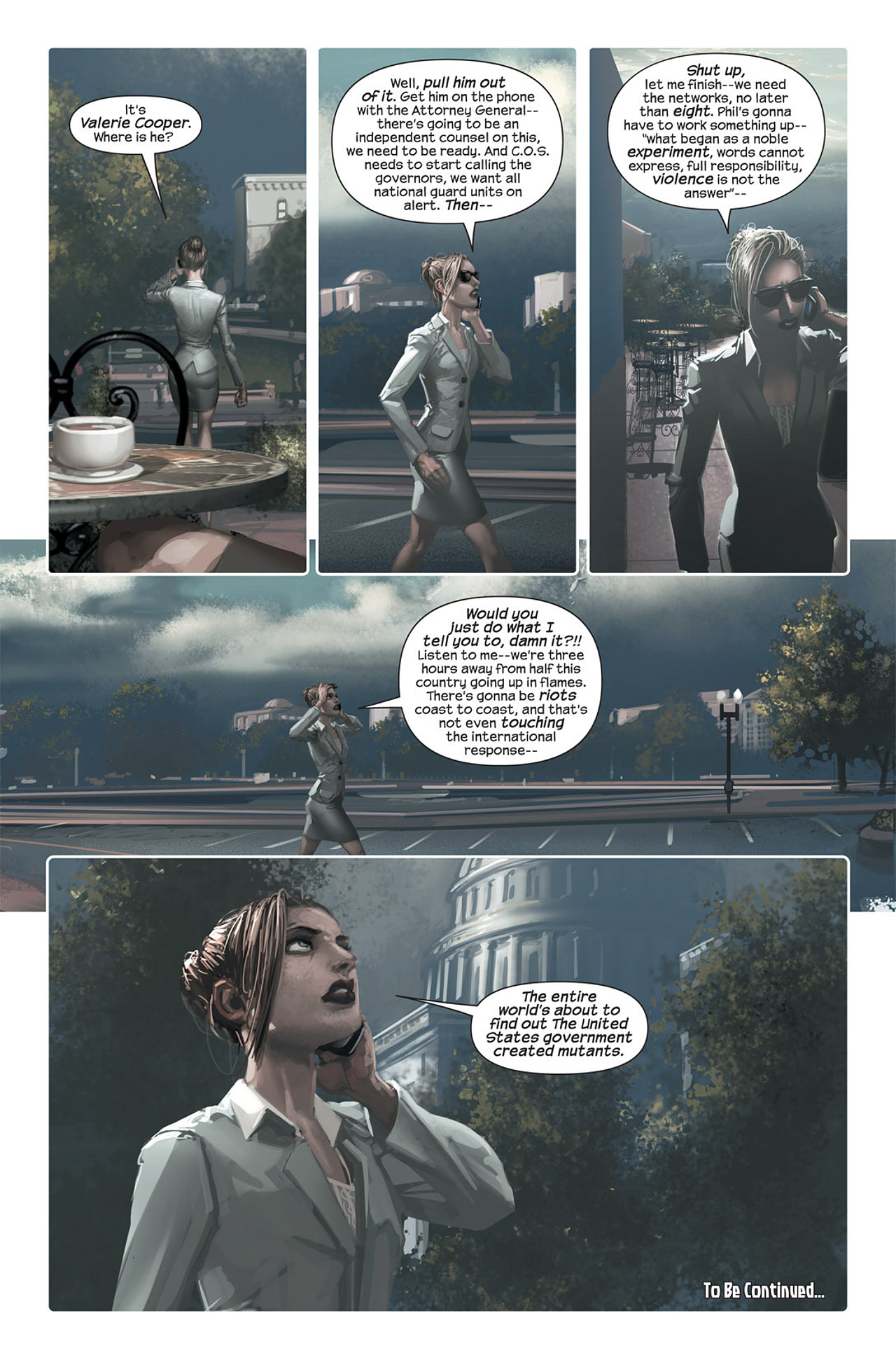 Read online Ultimate Fallout comic -  Issue #4 - 22