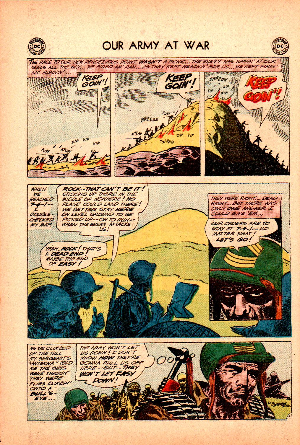 Our Army at War (1952) issue 101 - Page 14