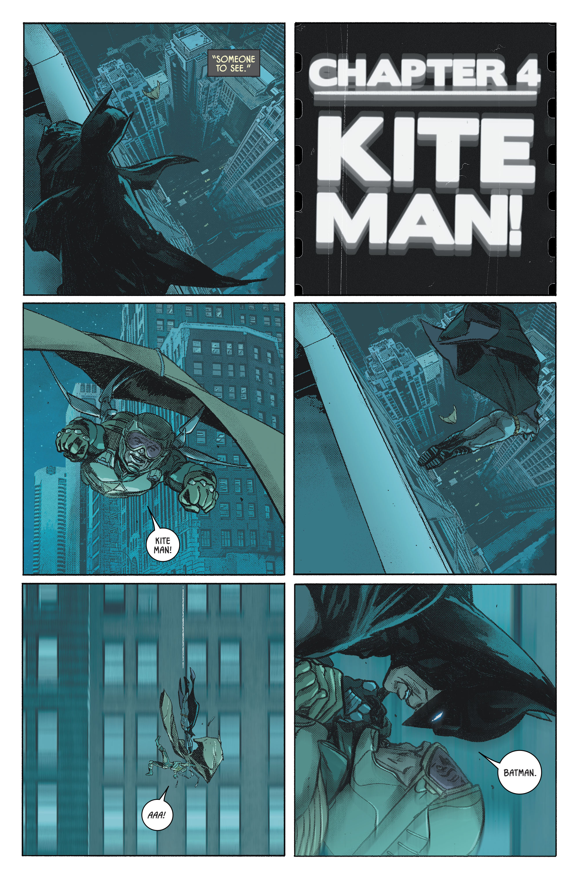 Read online Batman (2016) comic -  Issue #23 - 12