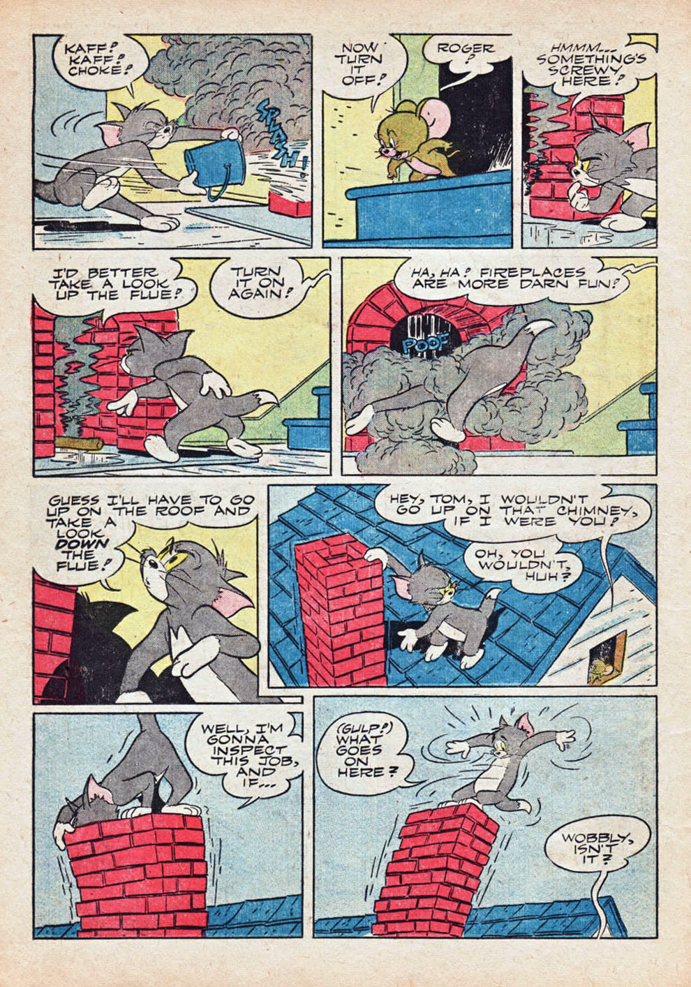 Tom & Jerry Comics issue 110 - Page 9