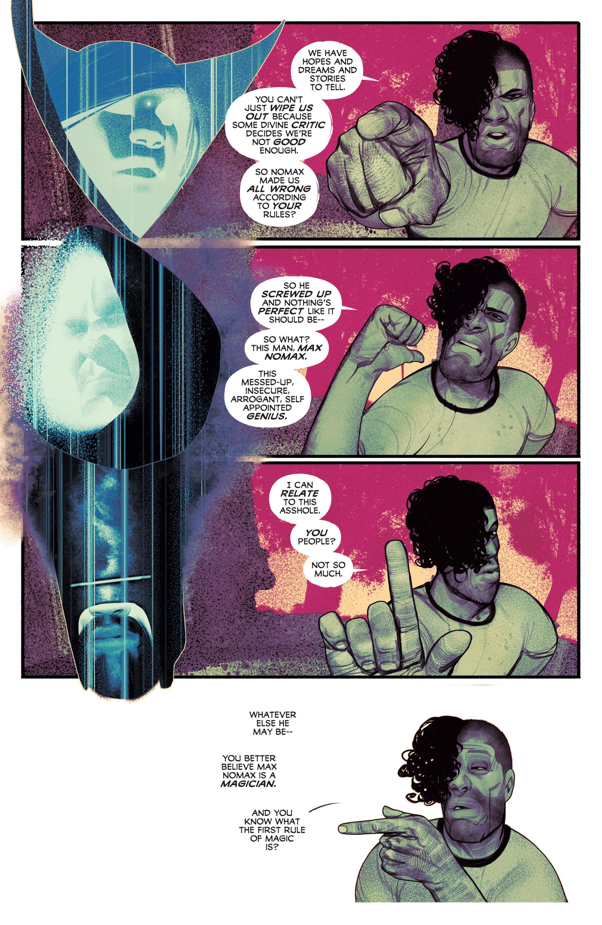 Read online Annihilator comic -  Issue #6 - 32