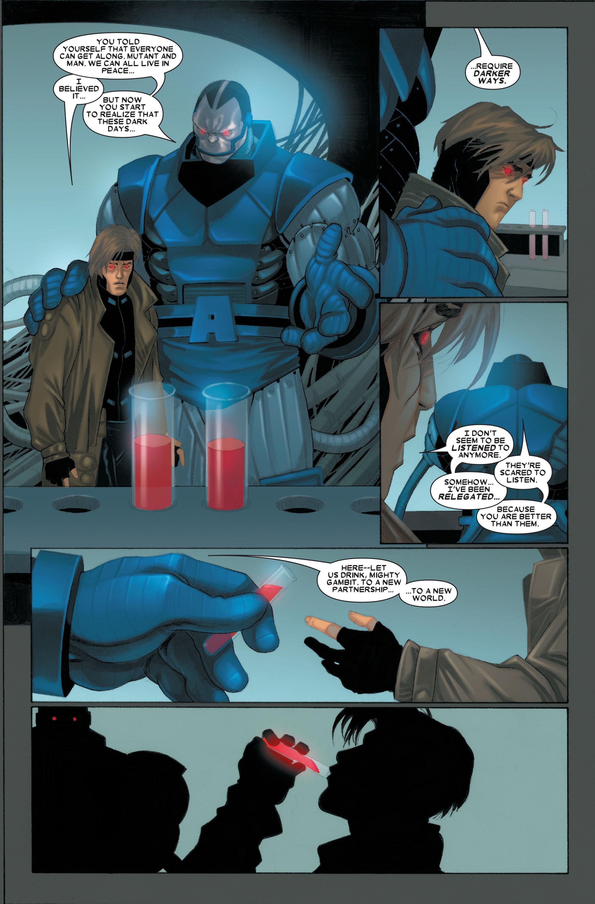 X-Men (1991) 183 Page 21