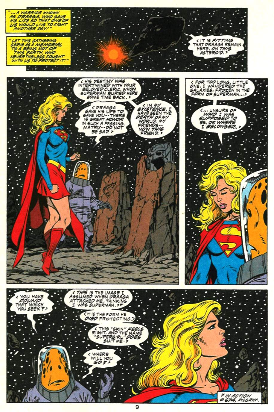 Read online Adventures of Superman (1987) comic -  Issue #489 - 10