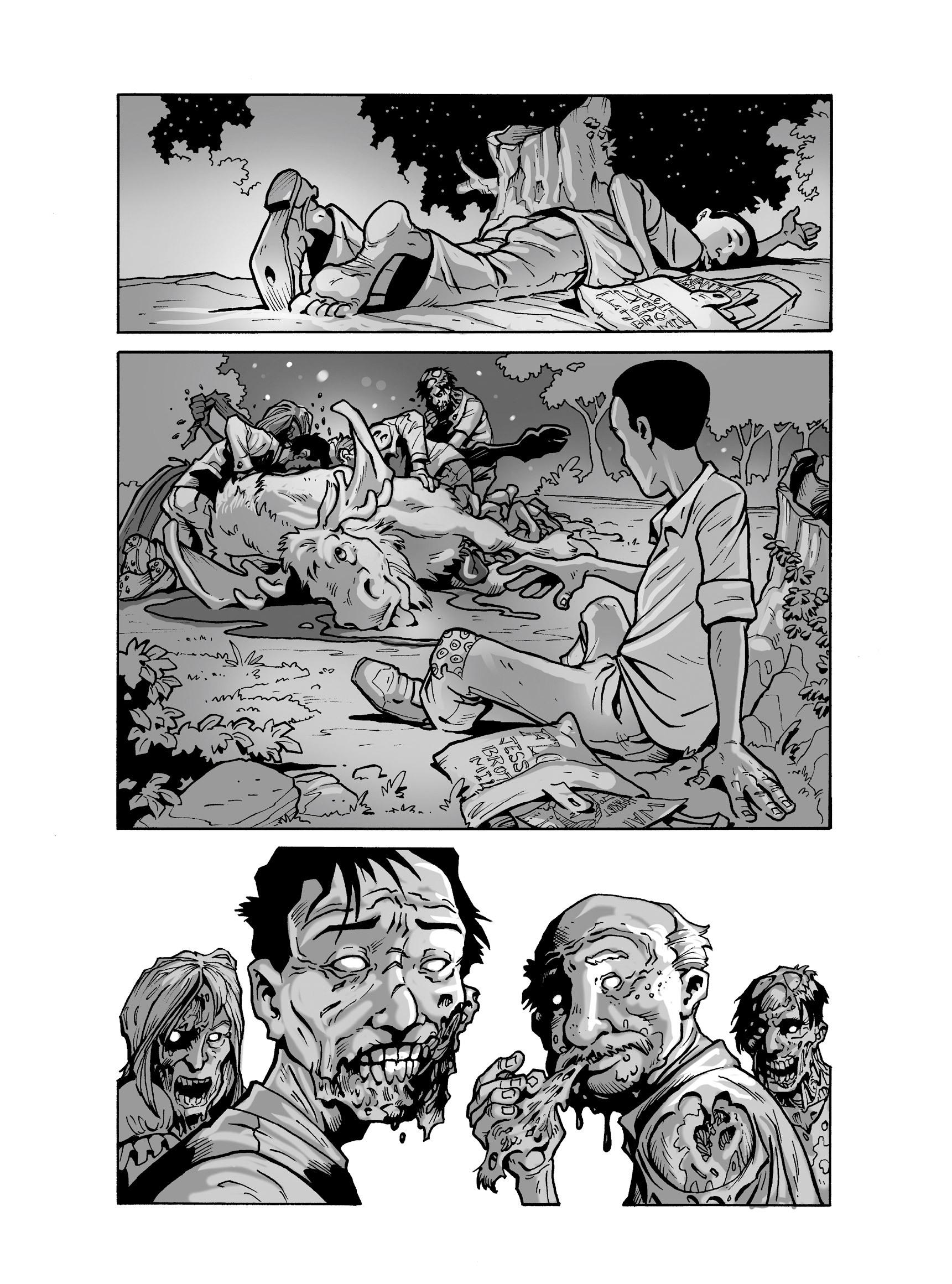 Read online FUBAR comic -  Issue #3 - 111
