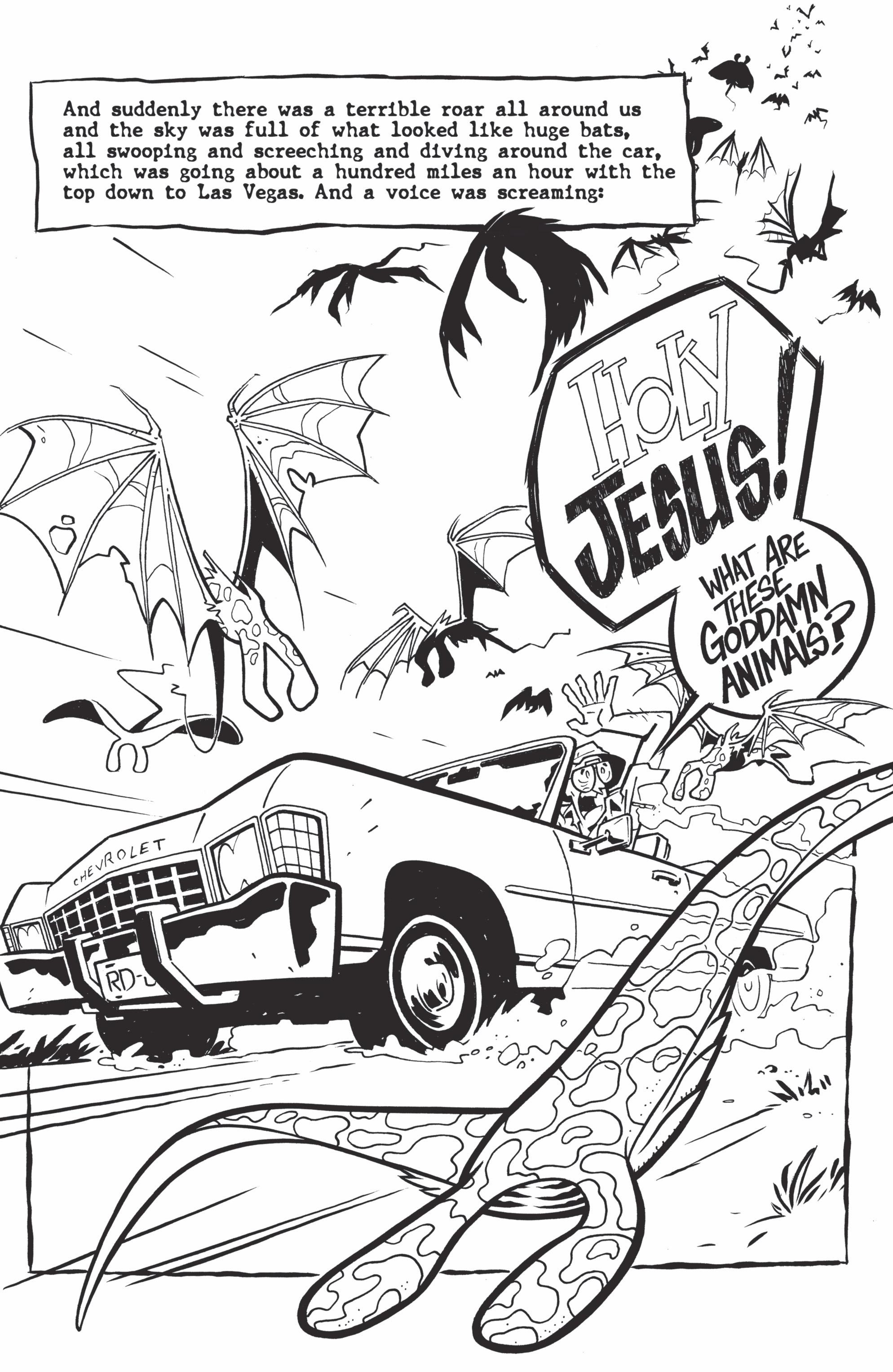 Read online Archangel (2016) comic -  Issue #1 - 44