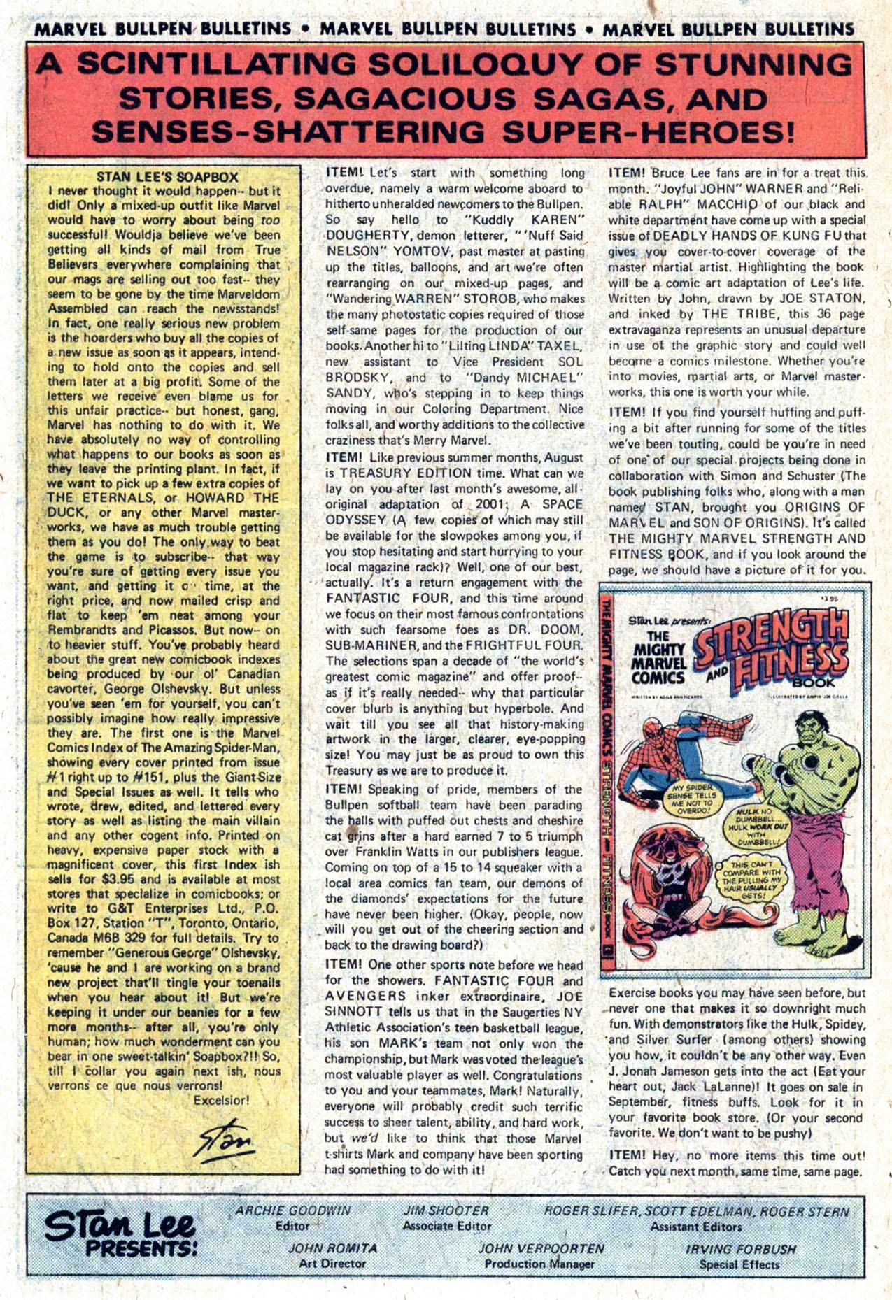 Read online Amazing Adventures (1970) comic -  Issue #39 - 29
