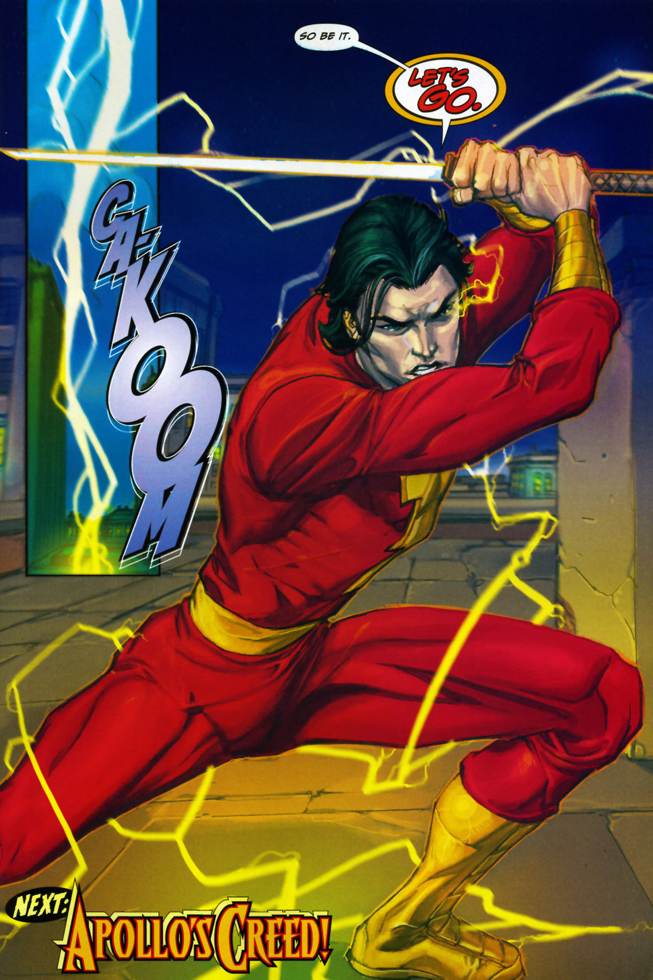 Read online Trials of Shazam comic -  Issue #8 - 22