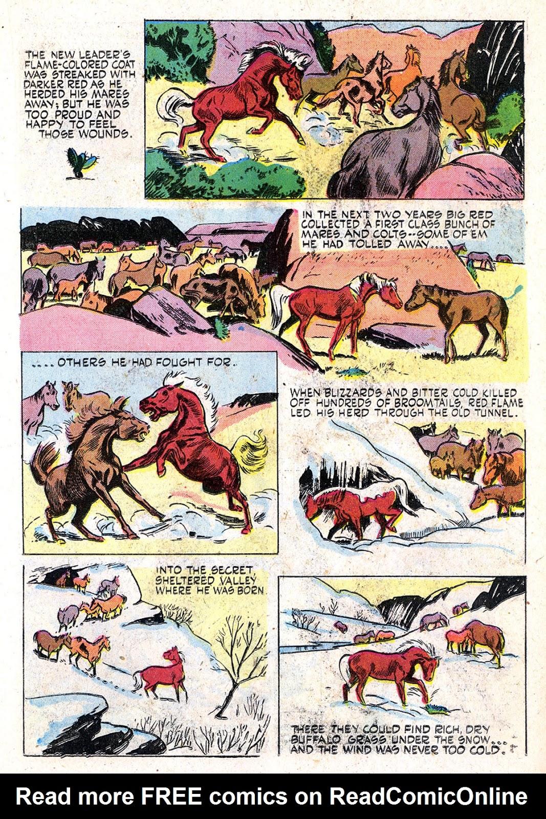 Read online Animal Comics comic -  Issue #29 - 29