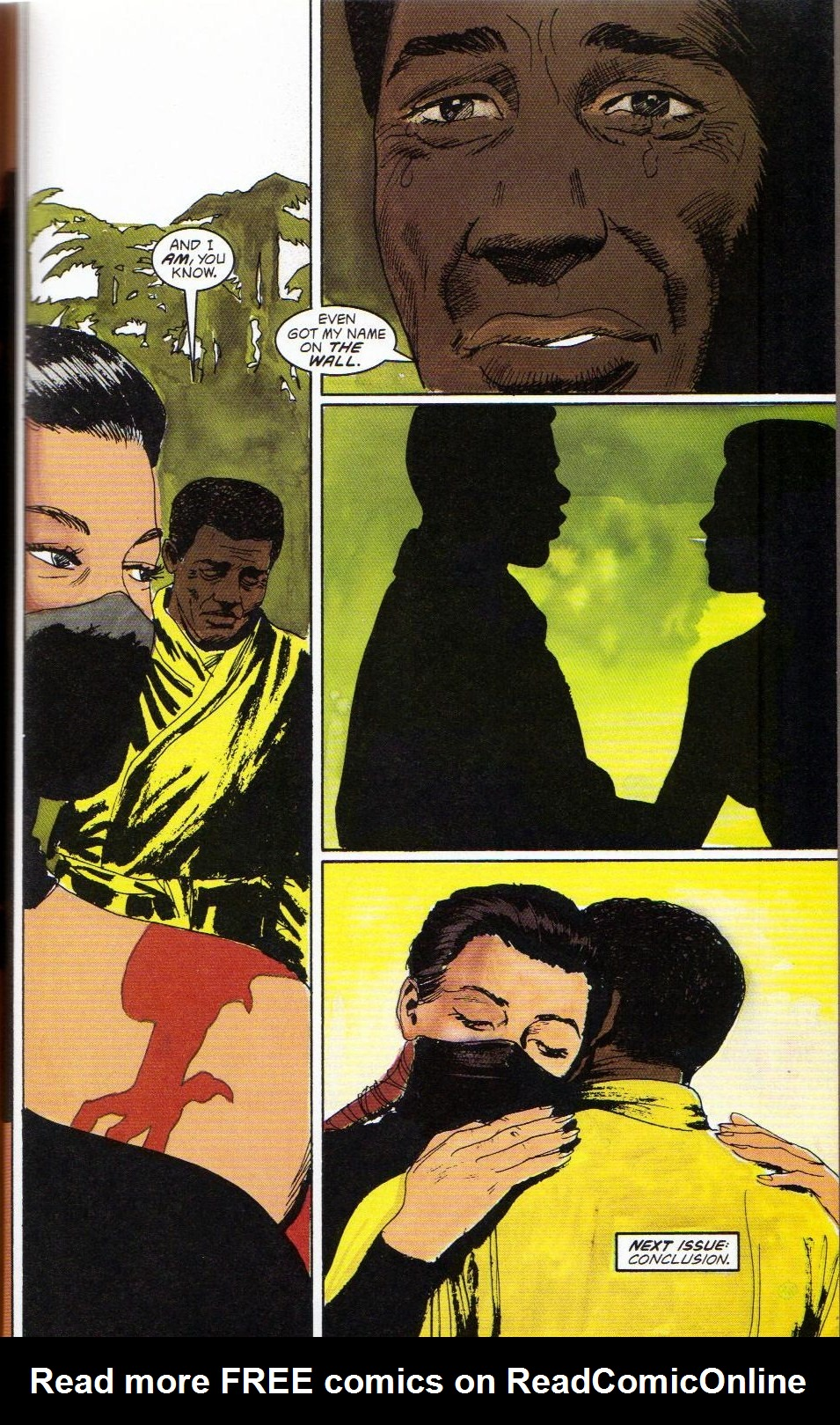 Read online Shado: Song of the Dragon comic -  Issue #3 - 49