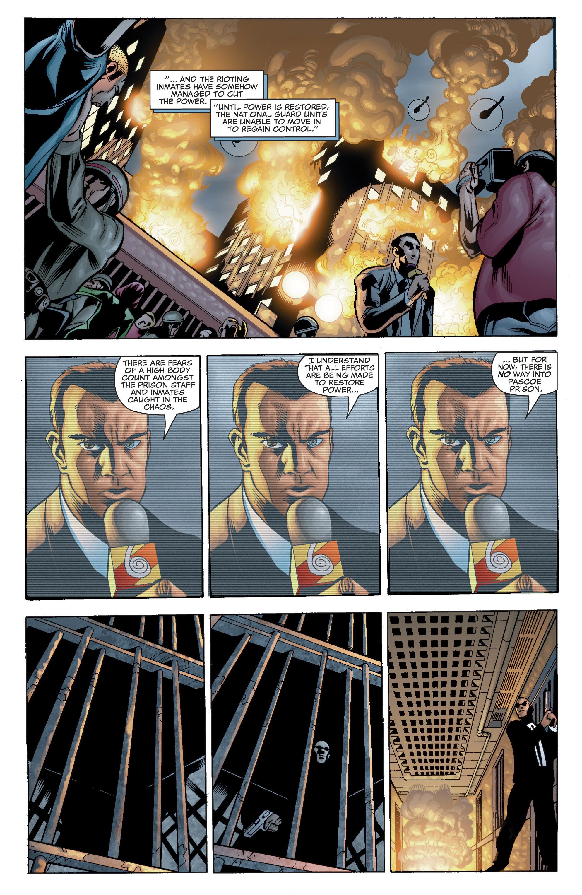 Read online Shadowman (1999) comic -  Issue #3 - 15