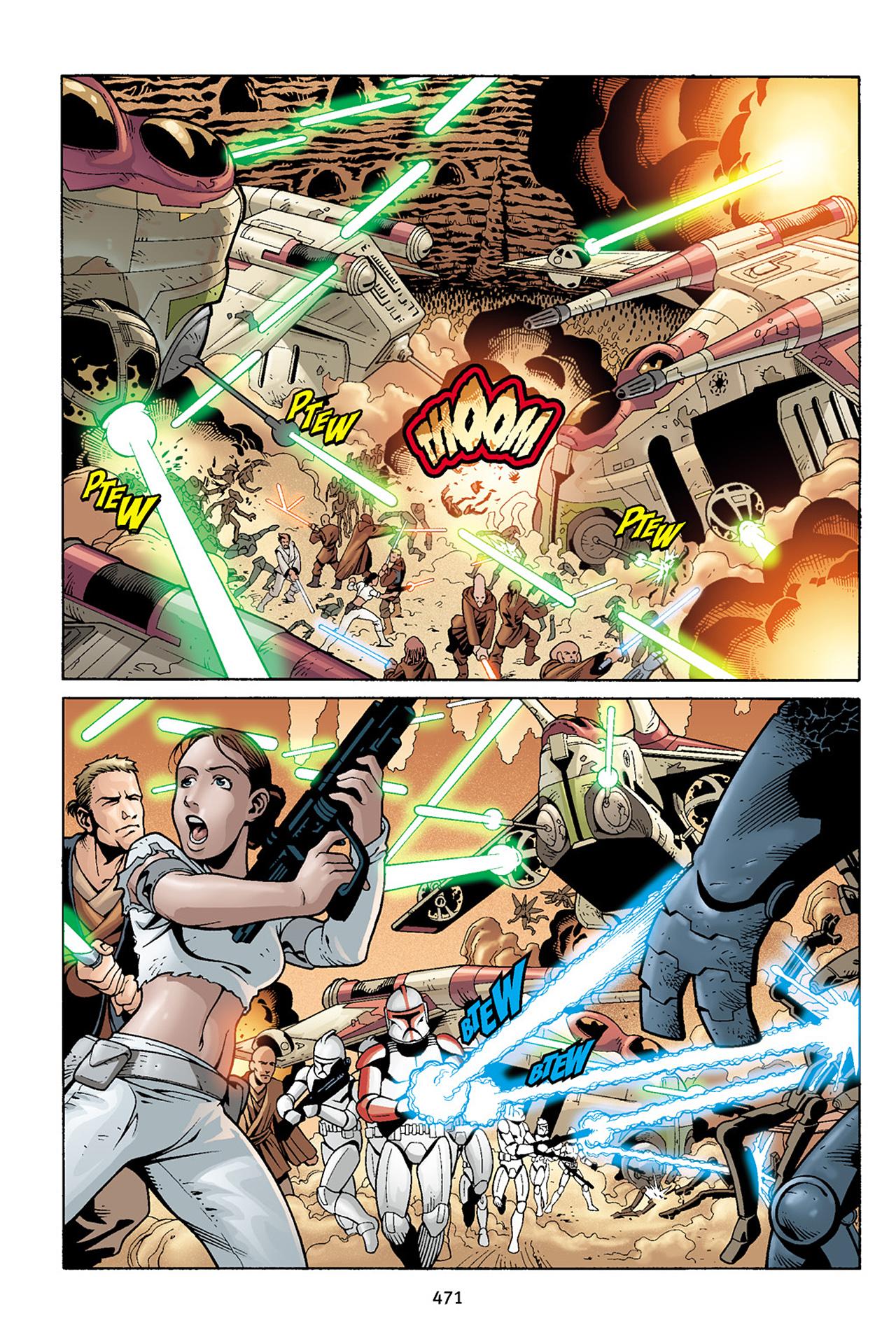 Read online Star Wars Omnibus comic -  Issue # Vol. 10 - 464