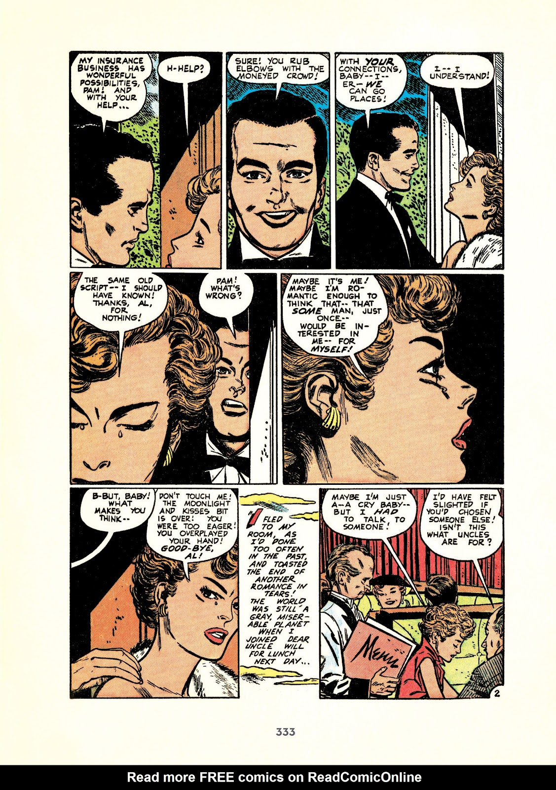 Read online Setting the Standard: Comics by Alex Toth 1952-1954 comic -  Issue # TPB (Part 4) - 34