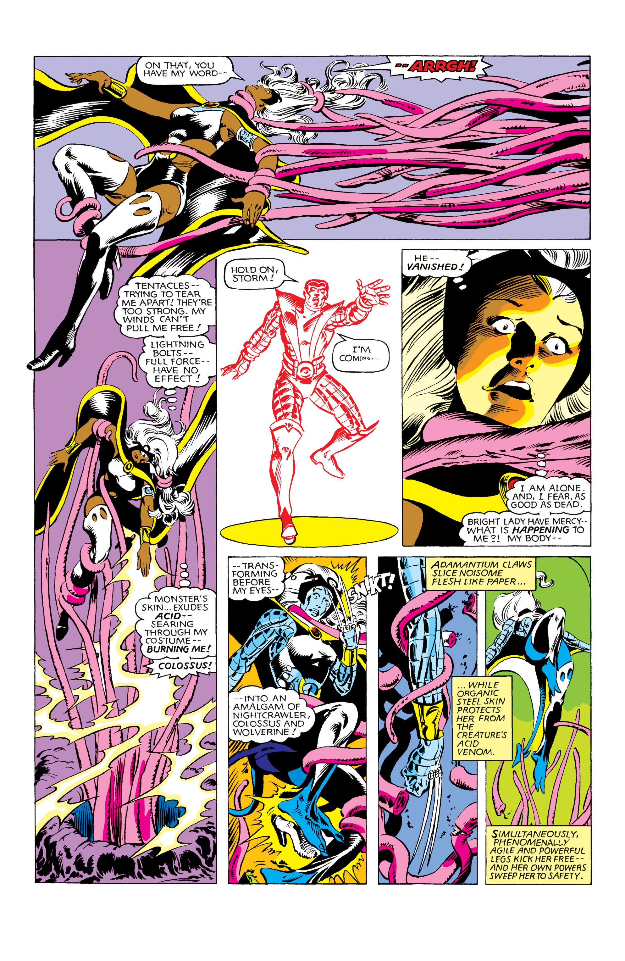 Read online Uncanny X-Men (1963) comic -  Issue #160 - 9