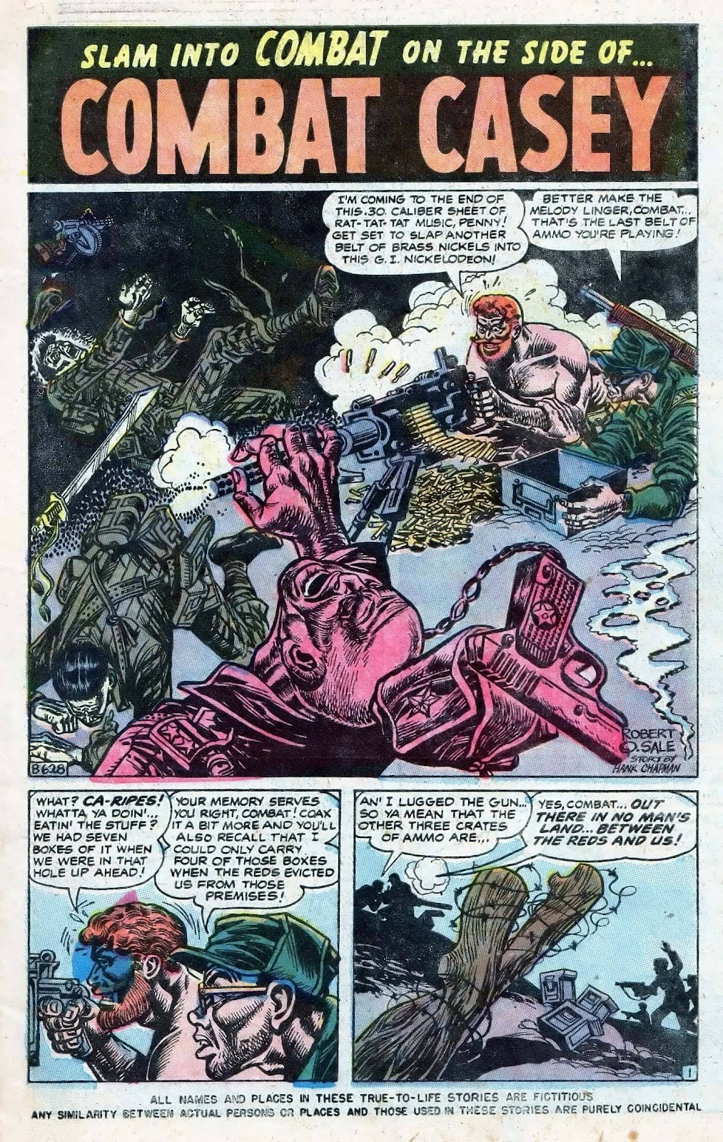 Combat (1952) issue 8 - Page 3