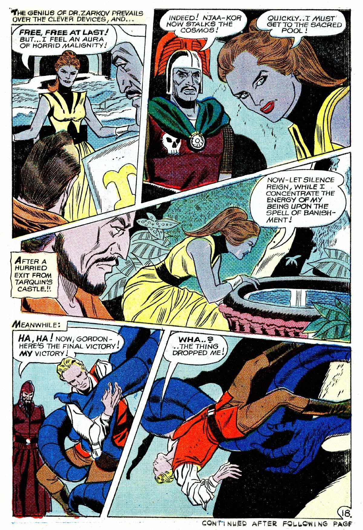 Flash Gordon (1969) issue 16 - Page 19
