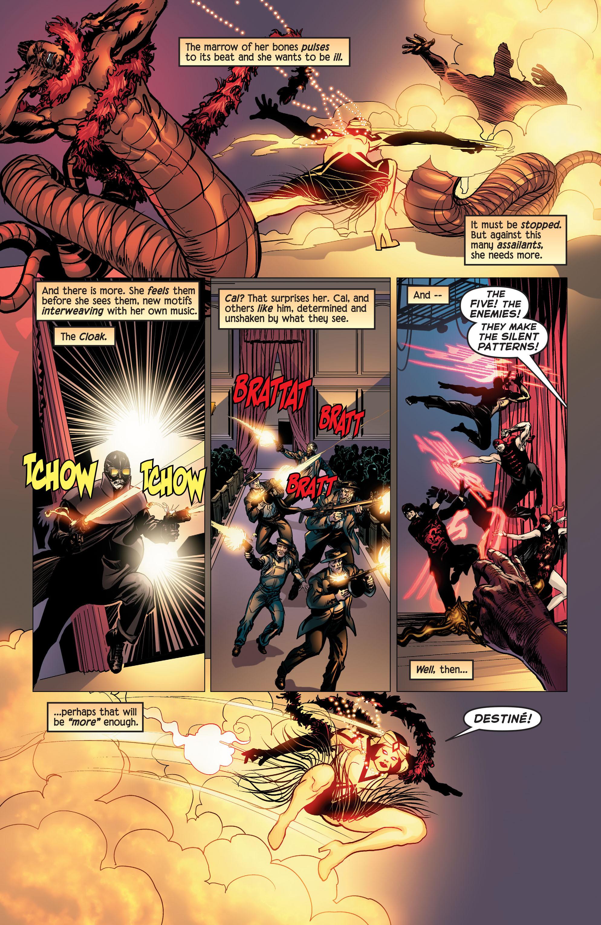 Read online Astro City comic -  Issue #38 - 20