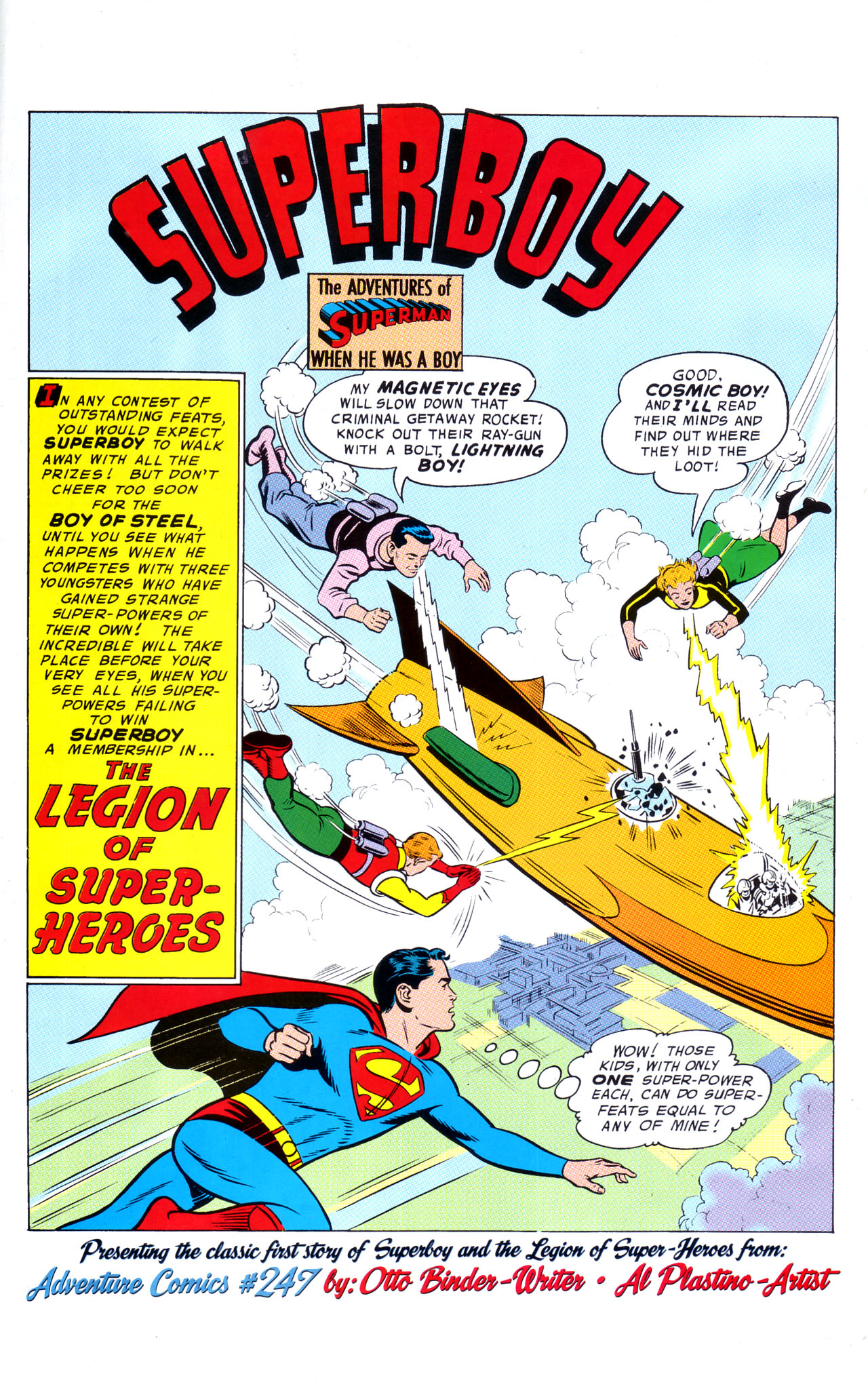 Read online Adventure Comics (2009) comic -  Issue #0 - 2