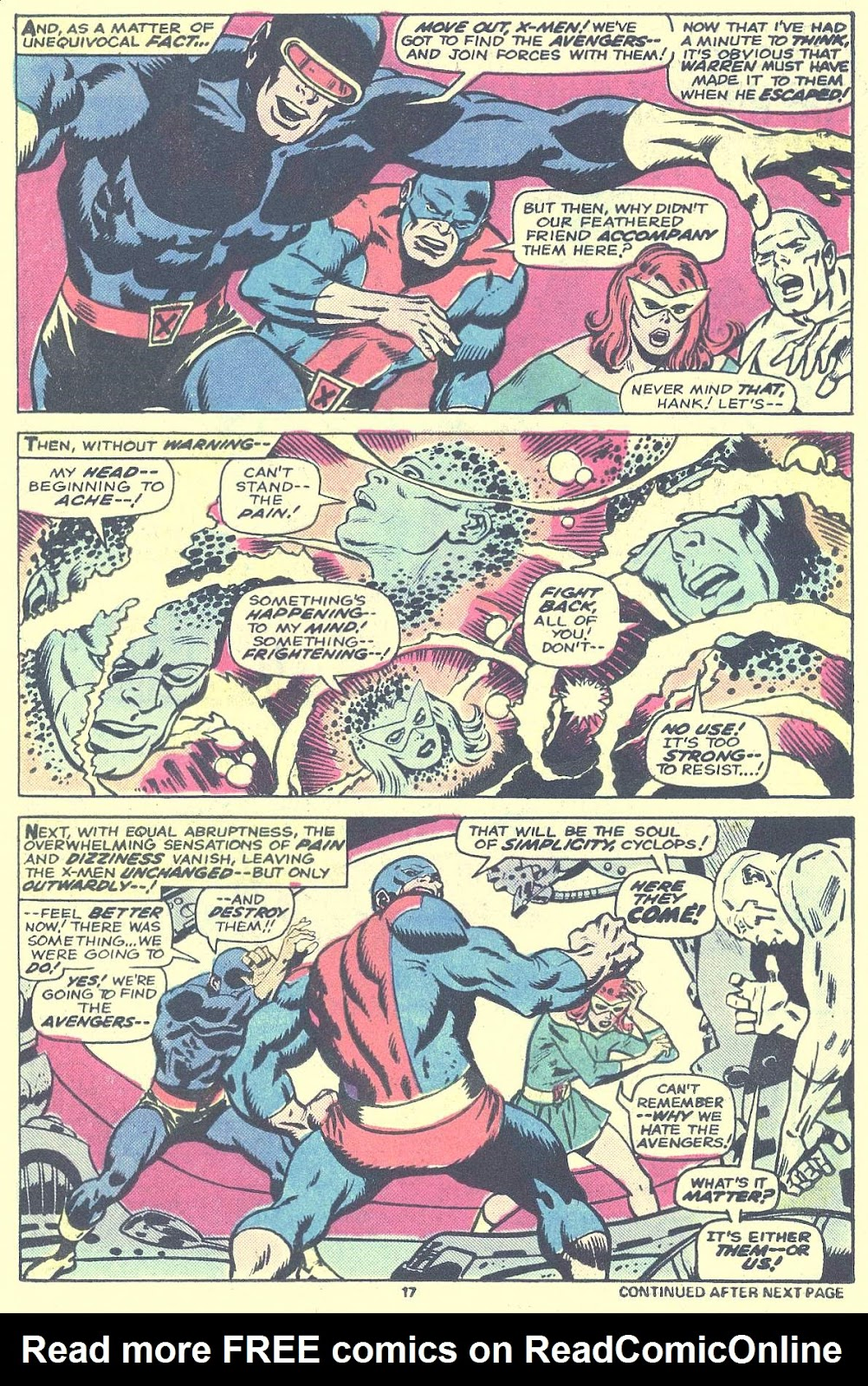 Marvel Triple Action (1972) issue 46 - Page 19