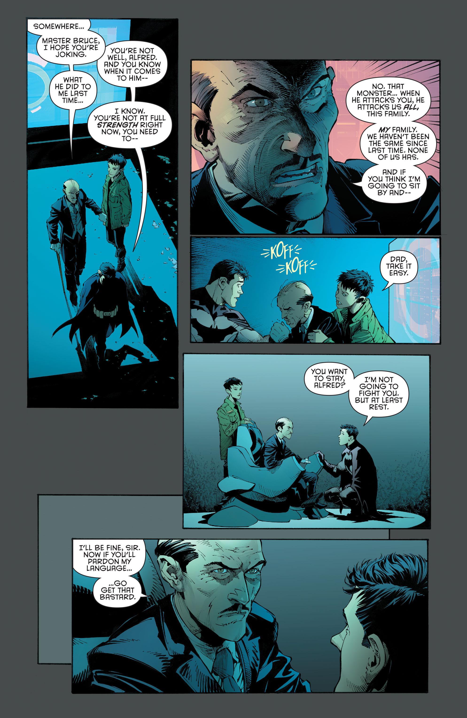 Read online Batman (2011) comic -  Issue # _TPB 7 - 41