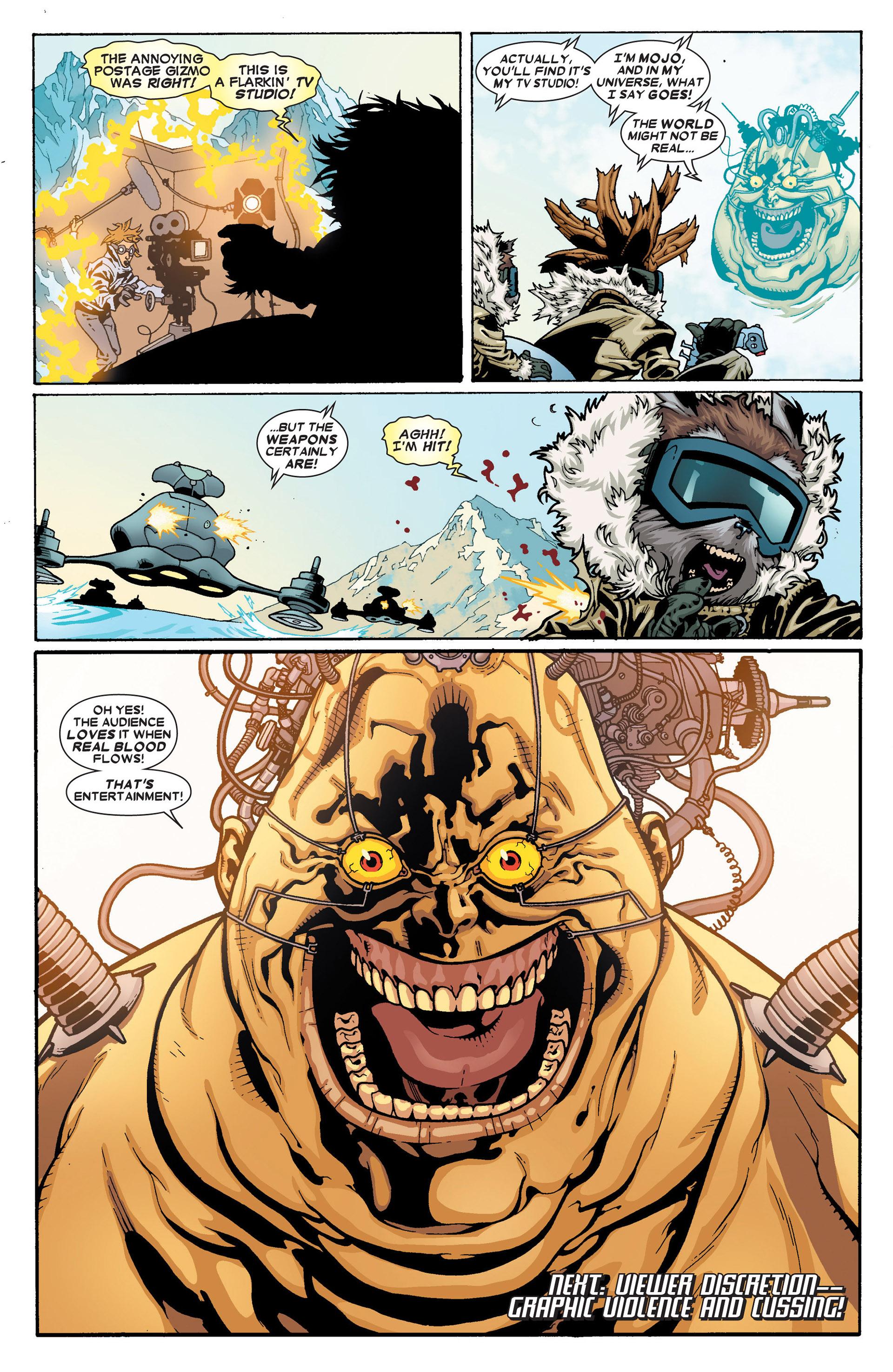 Read online Annihilators: Earthfall comic -  Issue #2 - 26