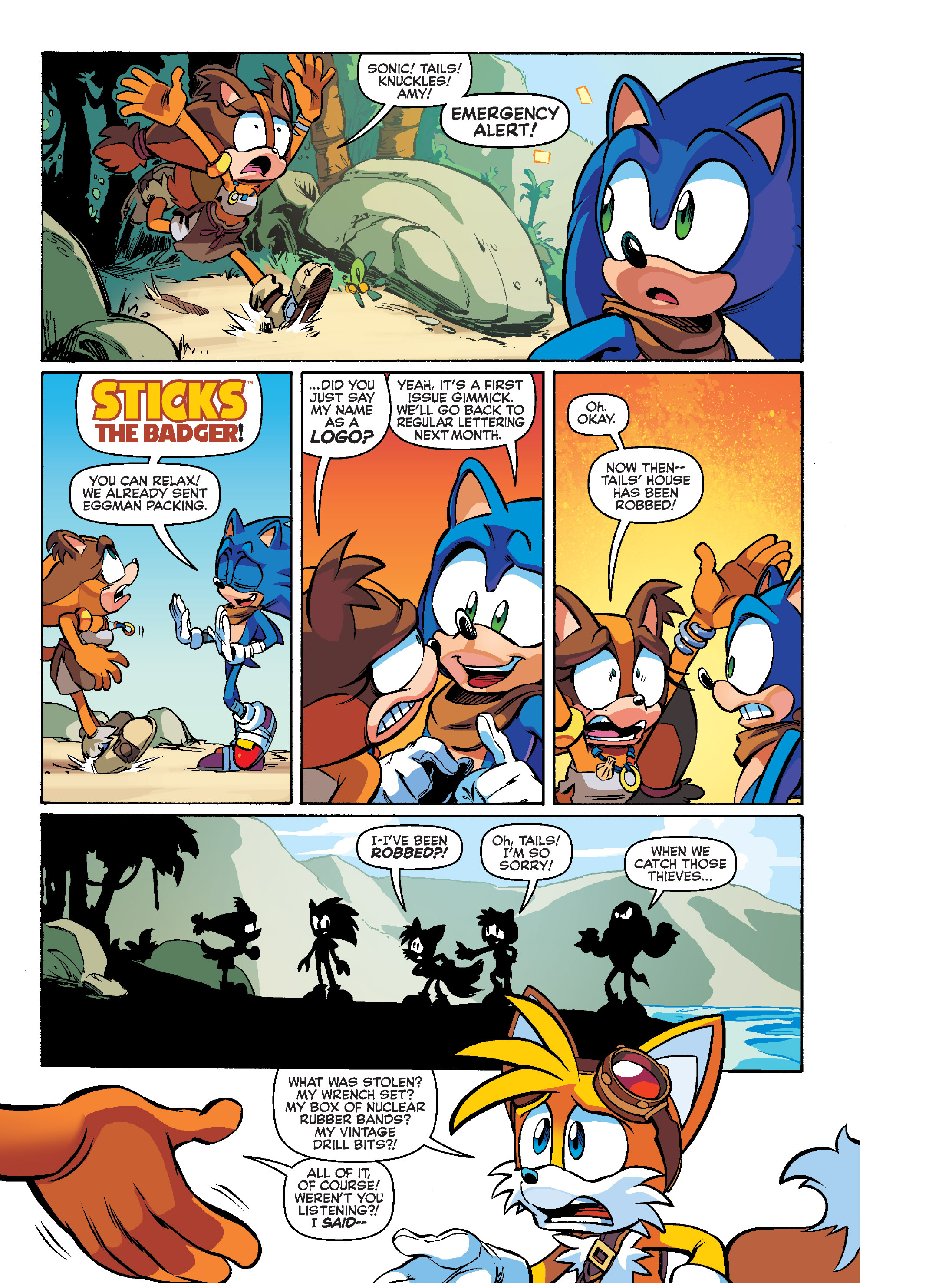 Read online Sonic Super Digest comic -  Issue #10 - 9