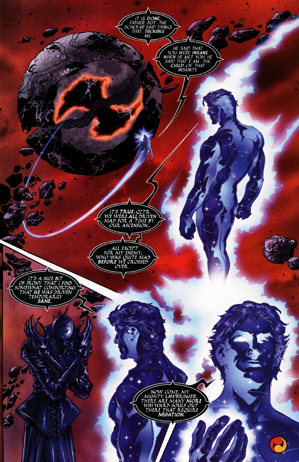 Read online Negation Lawbringer comic -  Issue # Full - 26