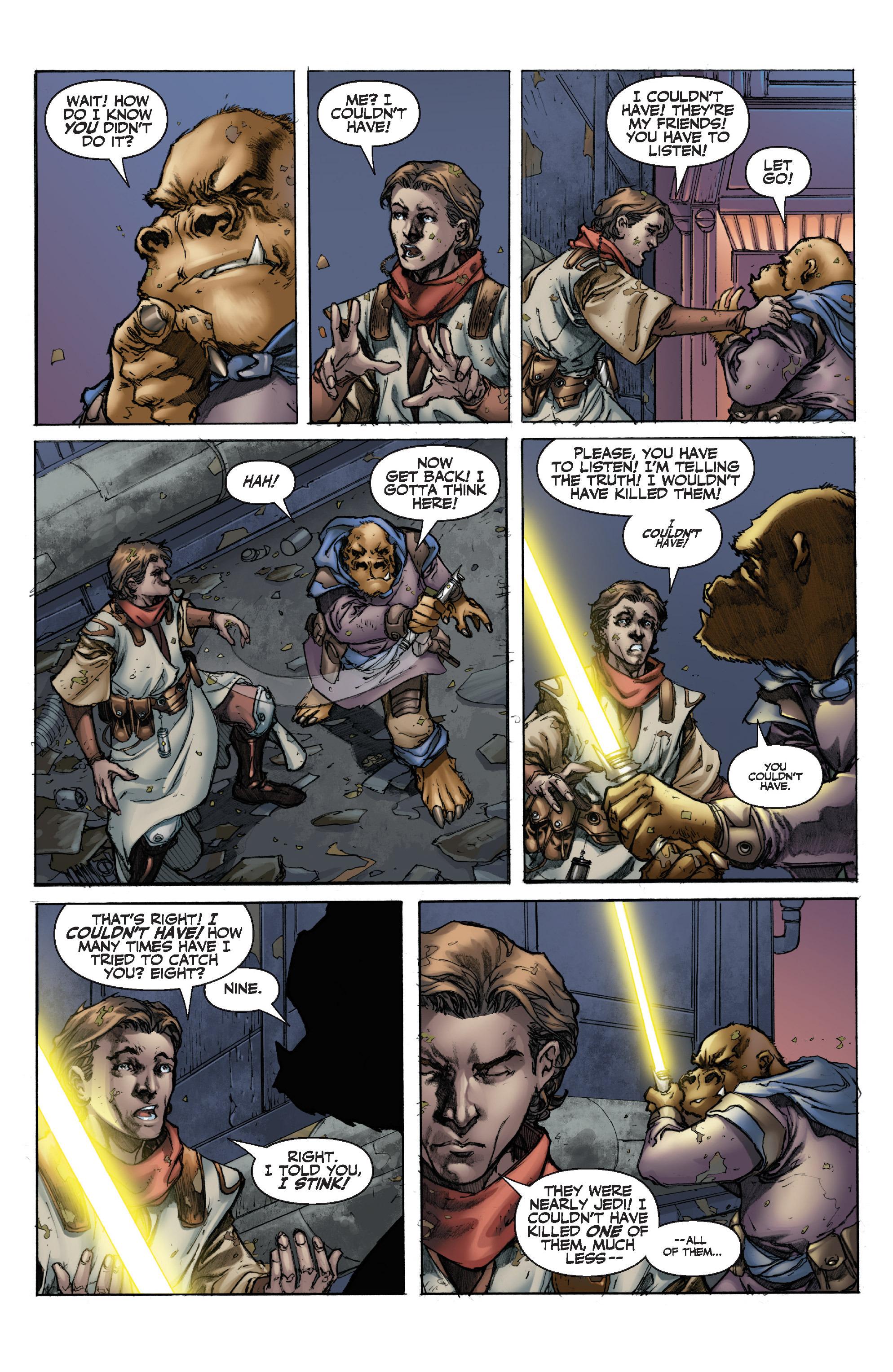 Read online Star Wars Omnibus comic -  Issue # Vol. 29 - 50