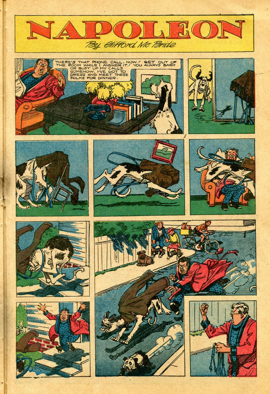 Read online Famous Funnies comic -  Issue #122 - 39