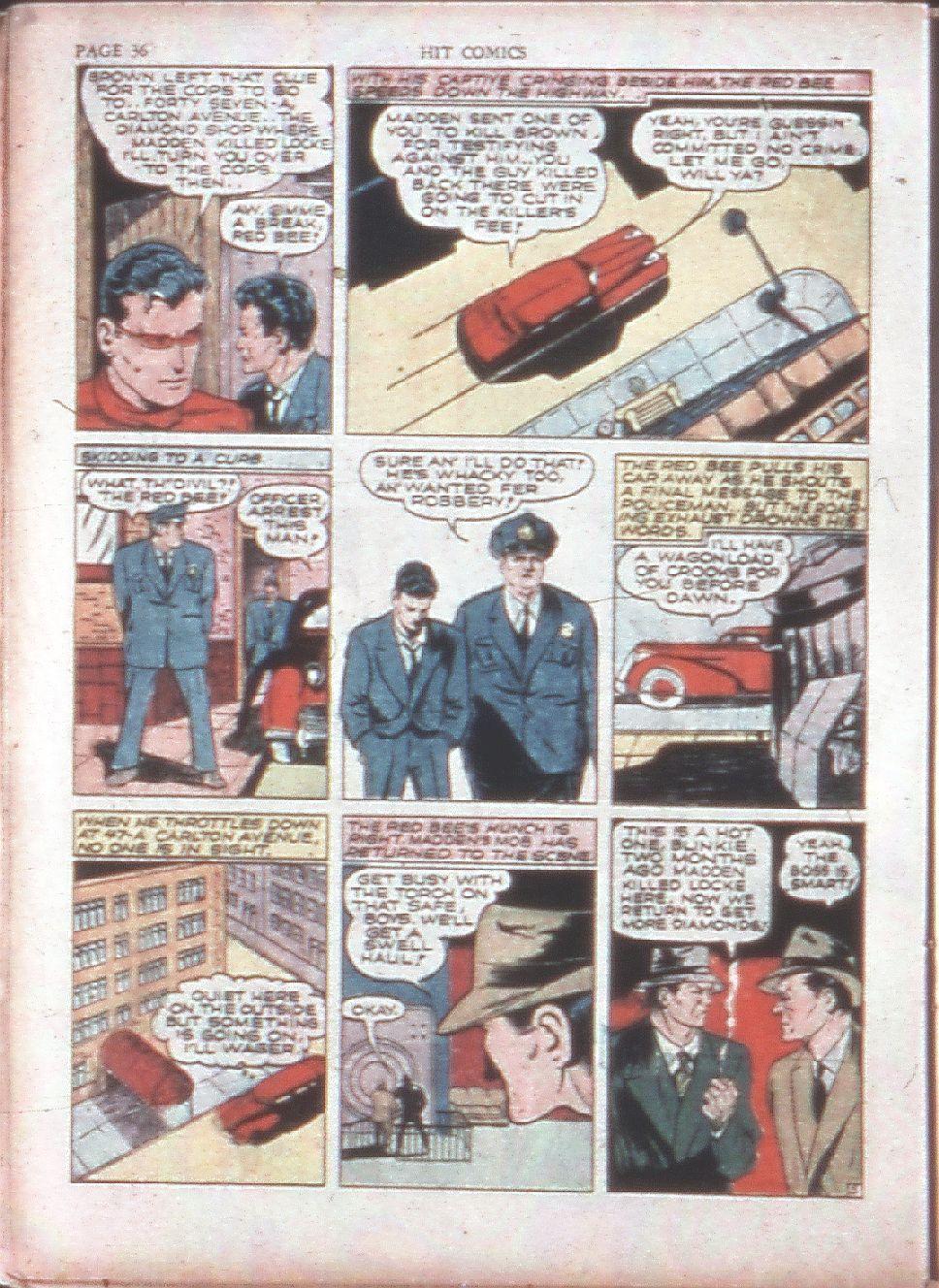 Read online Hit Comics comic -  Issue #15 - 38