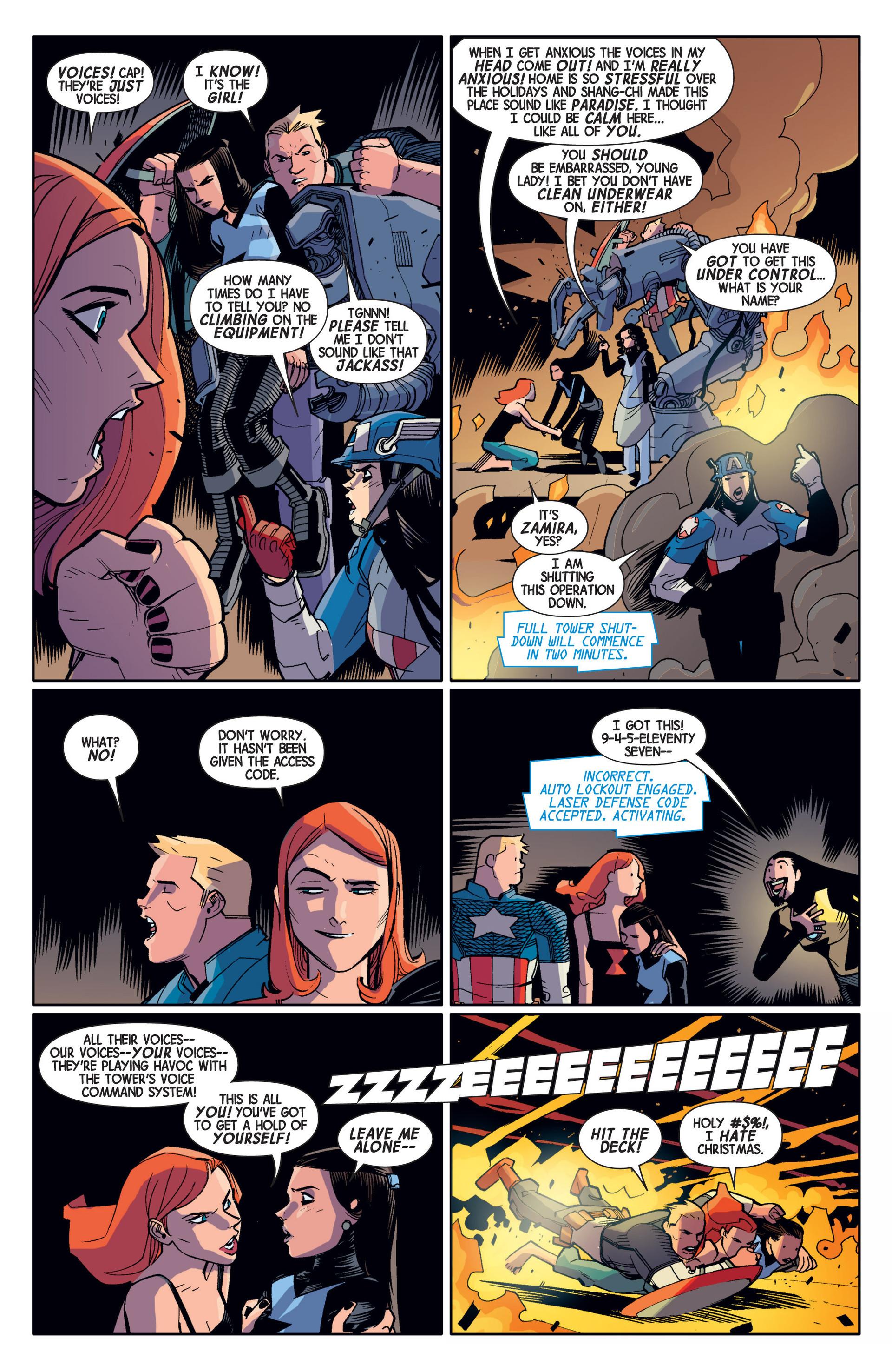 Read online Avengers (2013) comic -  Issue #Avengers (2013) _Annual 1 - 23