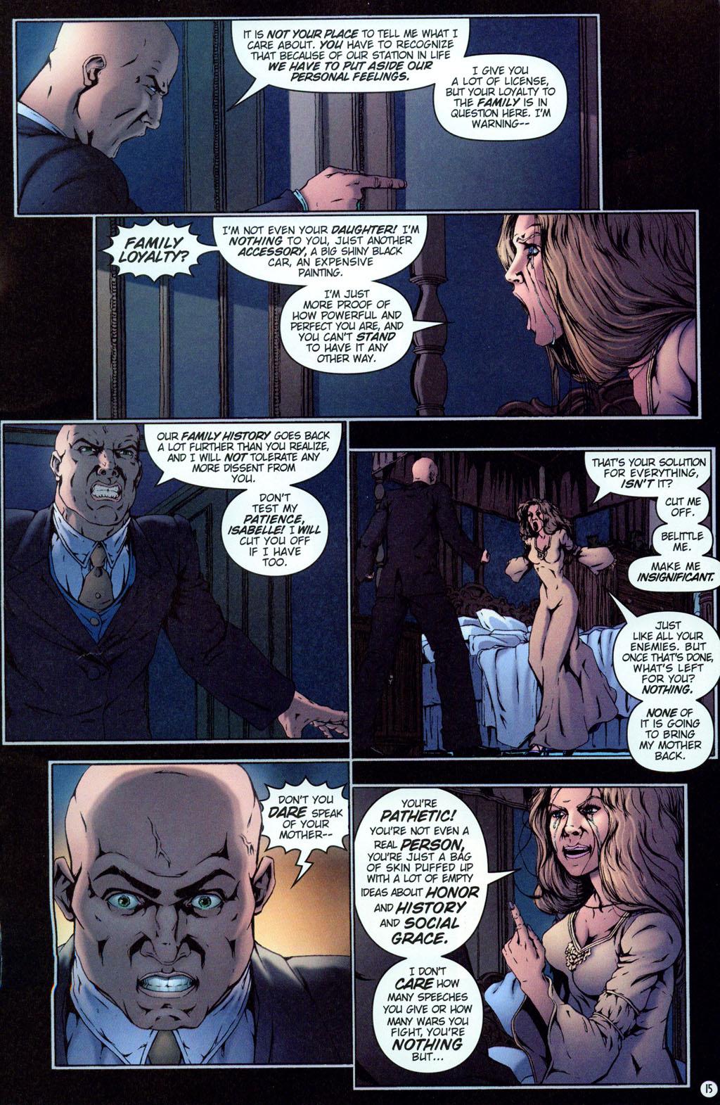 Read online Rex Mundi comic -  Issue #12 - 19
