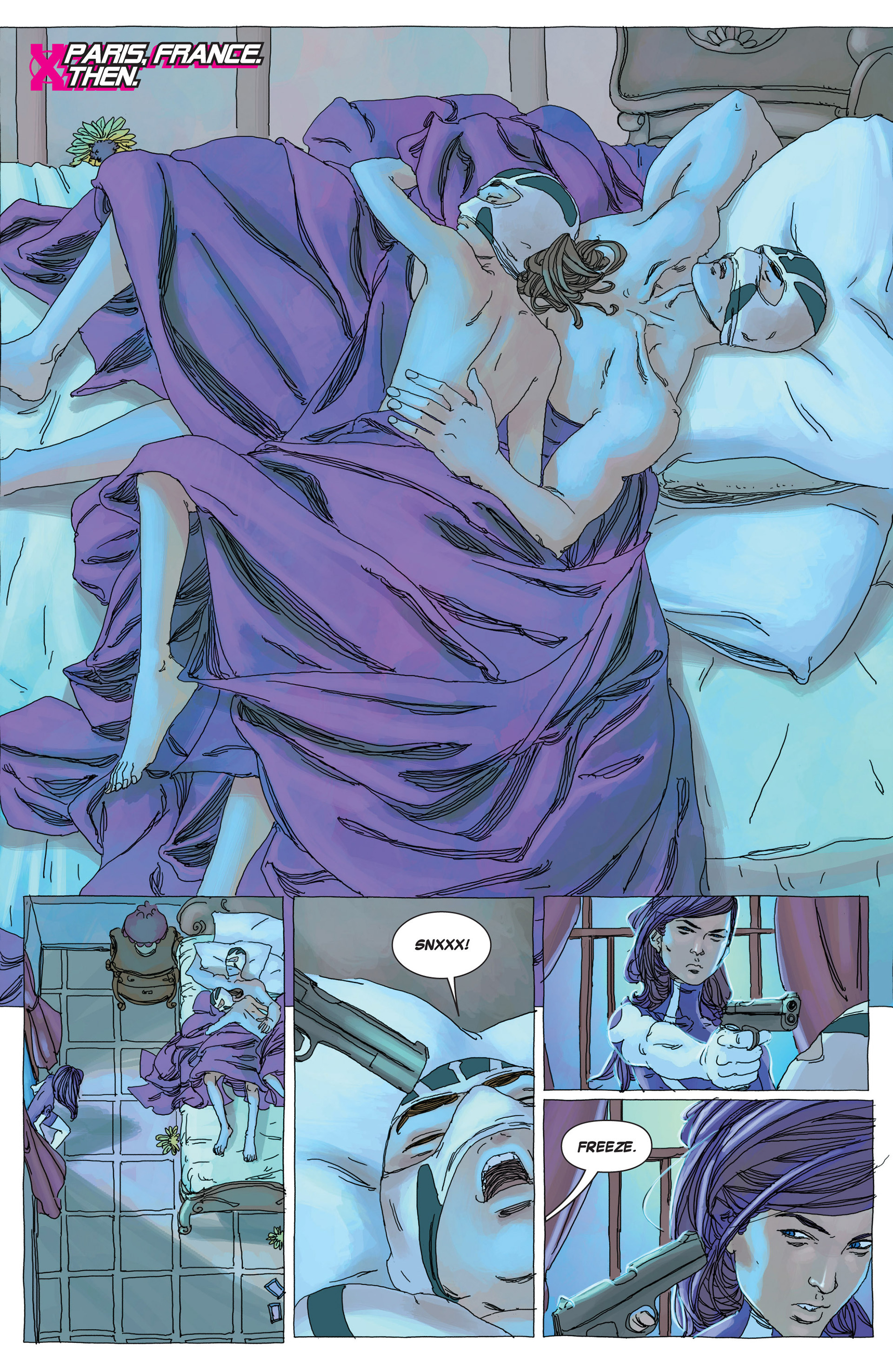 Read online Uncanny X-Force (2013) comic -  Issue #9 - 3