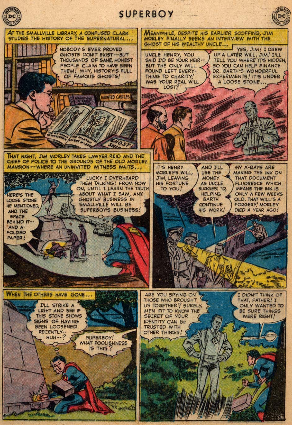 Superboy (1949) issue 20 - Page 6