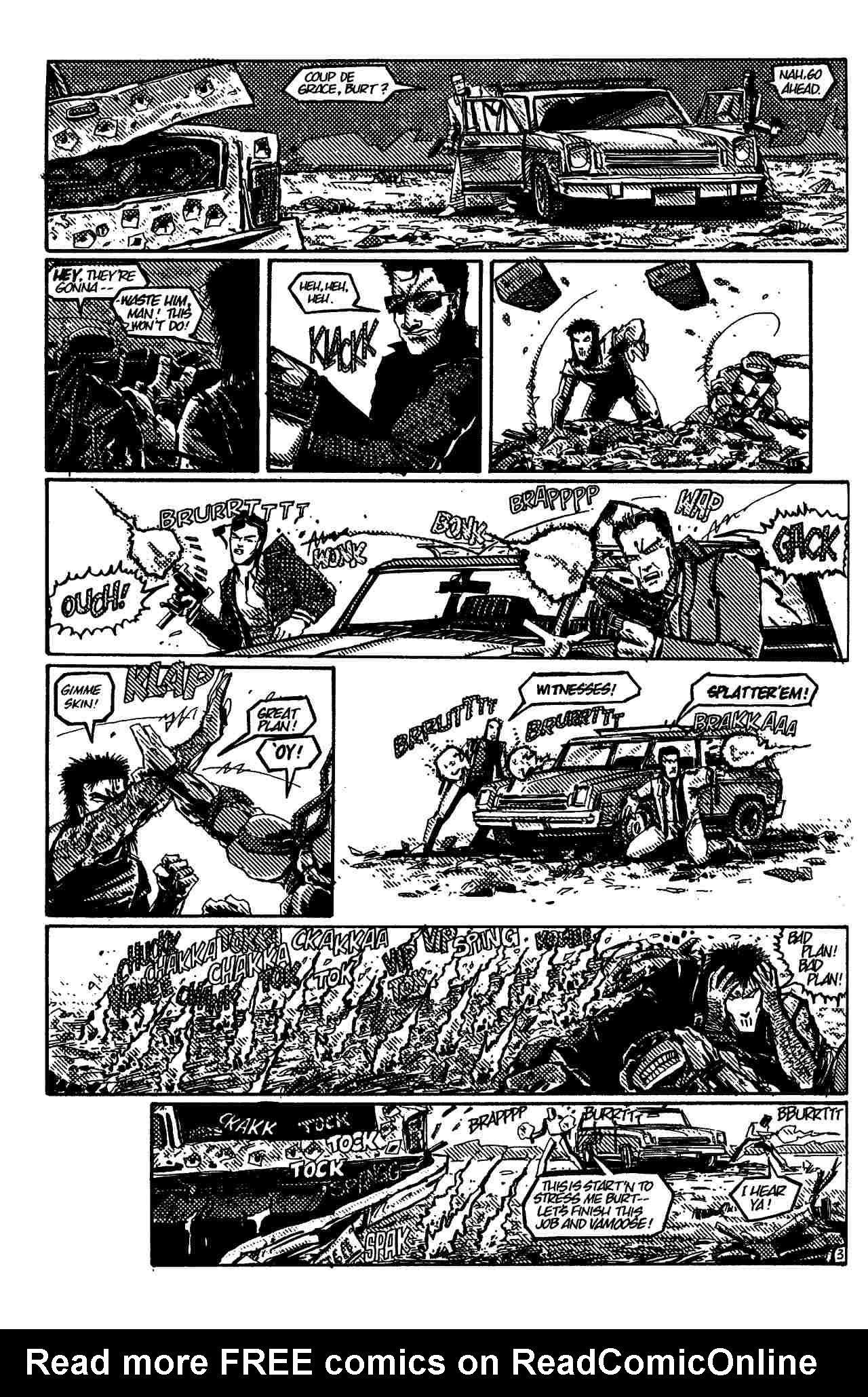 Read online Shell Shock comic -  Issue # Full - 142