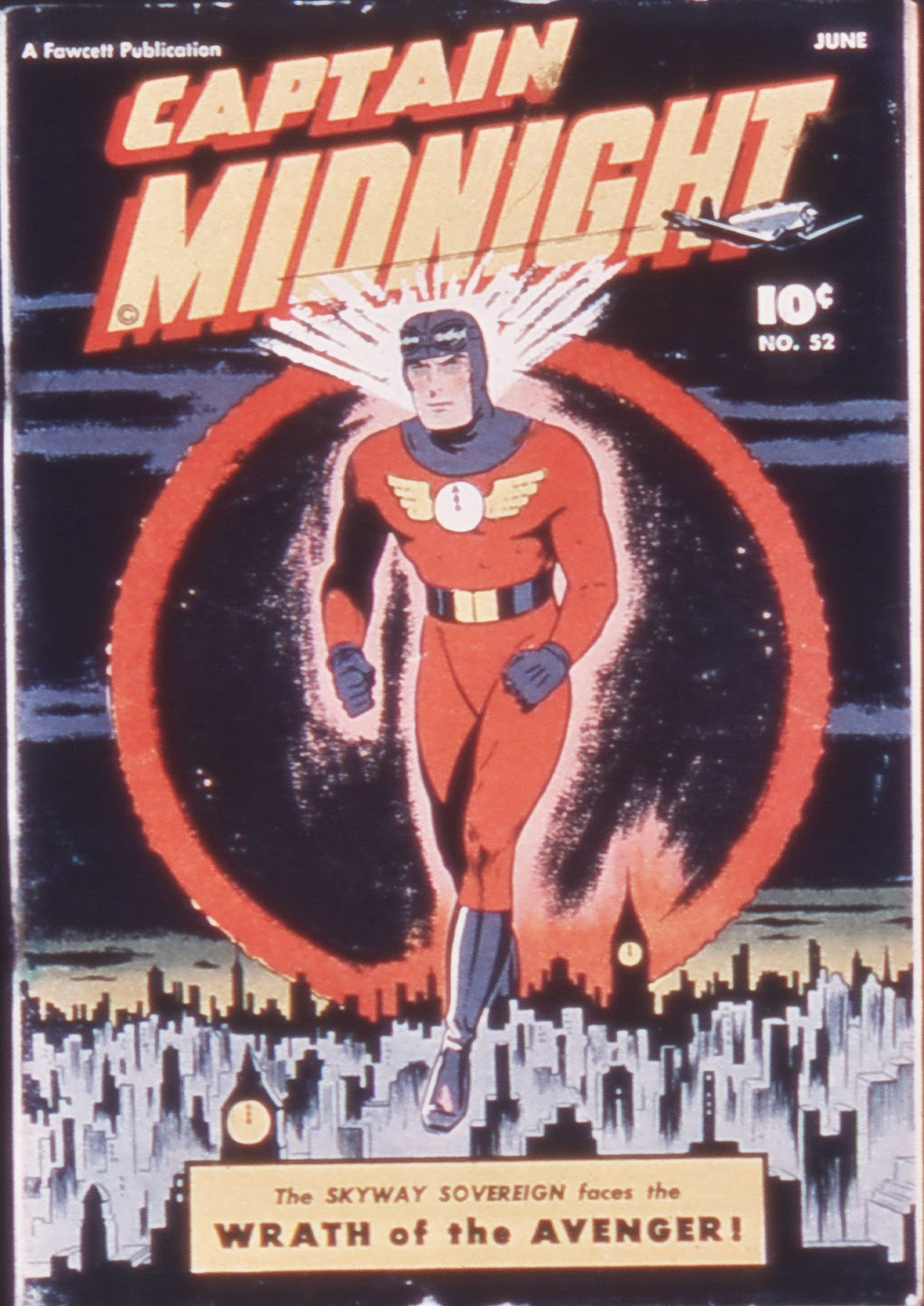 Captain Midnight (1942) issue 52 - Page 1