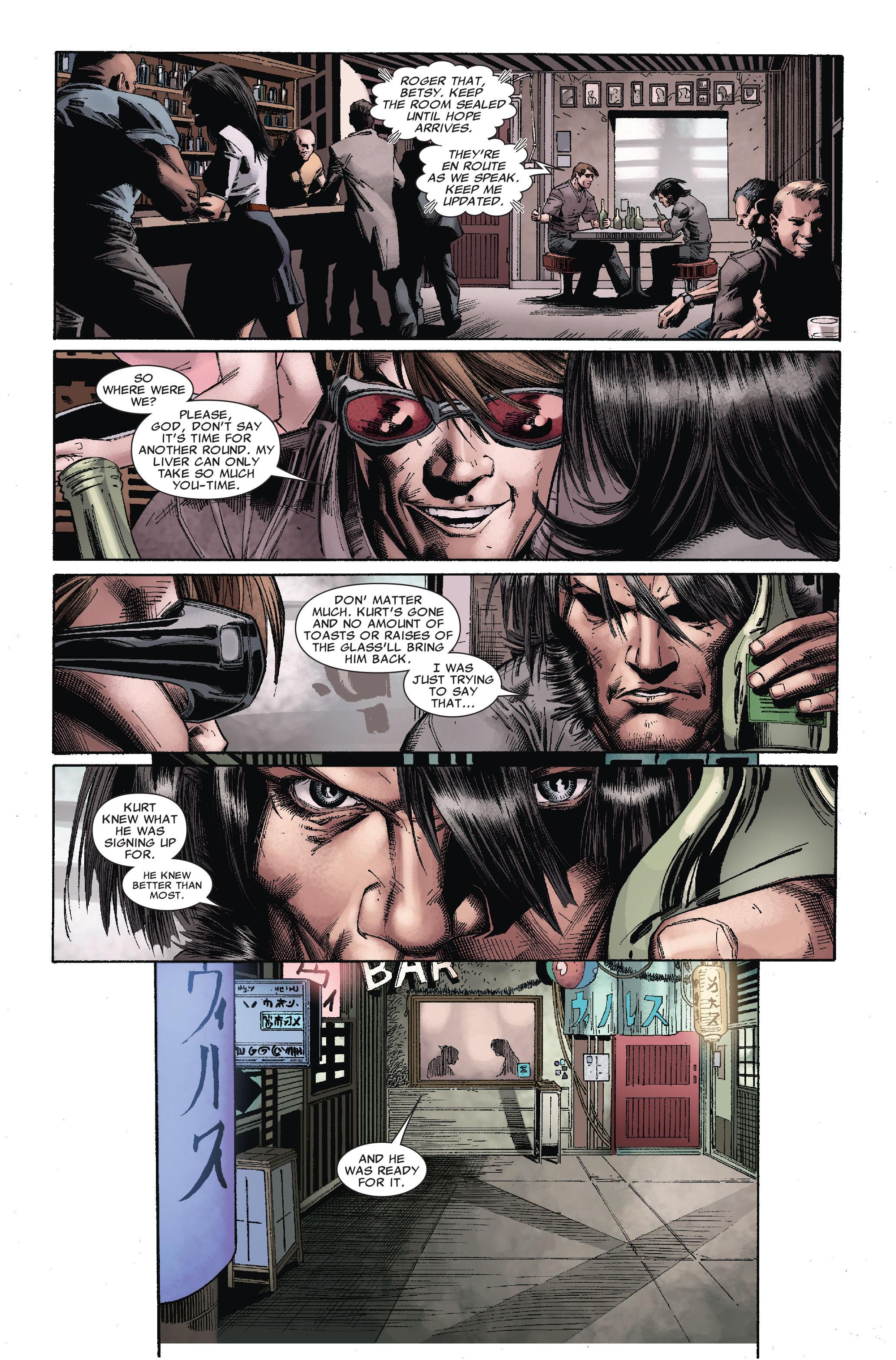 Read online Uncanny X-Men (1963) comic -  Issue #527 - 12