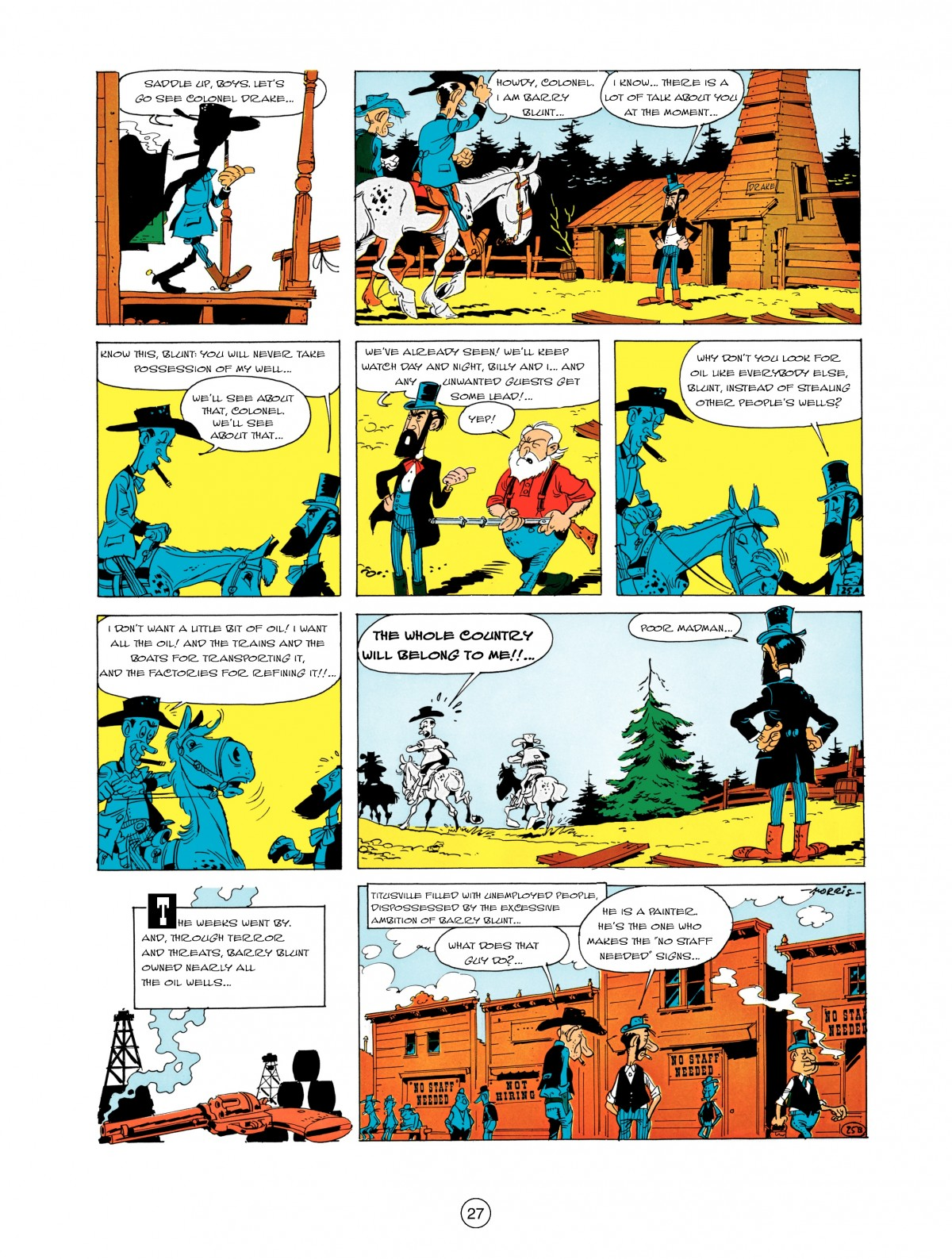 A Lucky Luke Adventure 5 Page 28