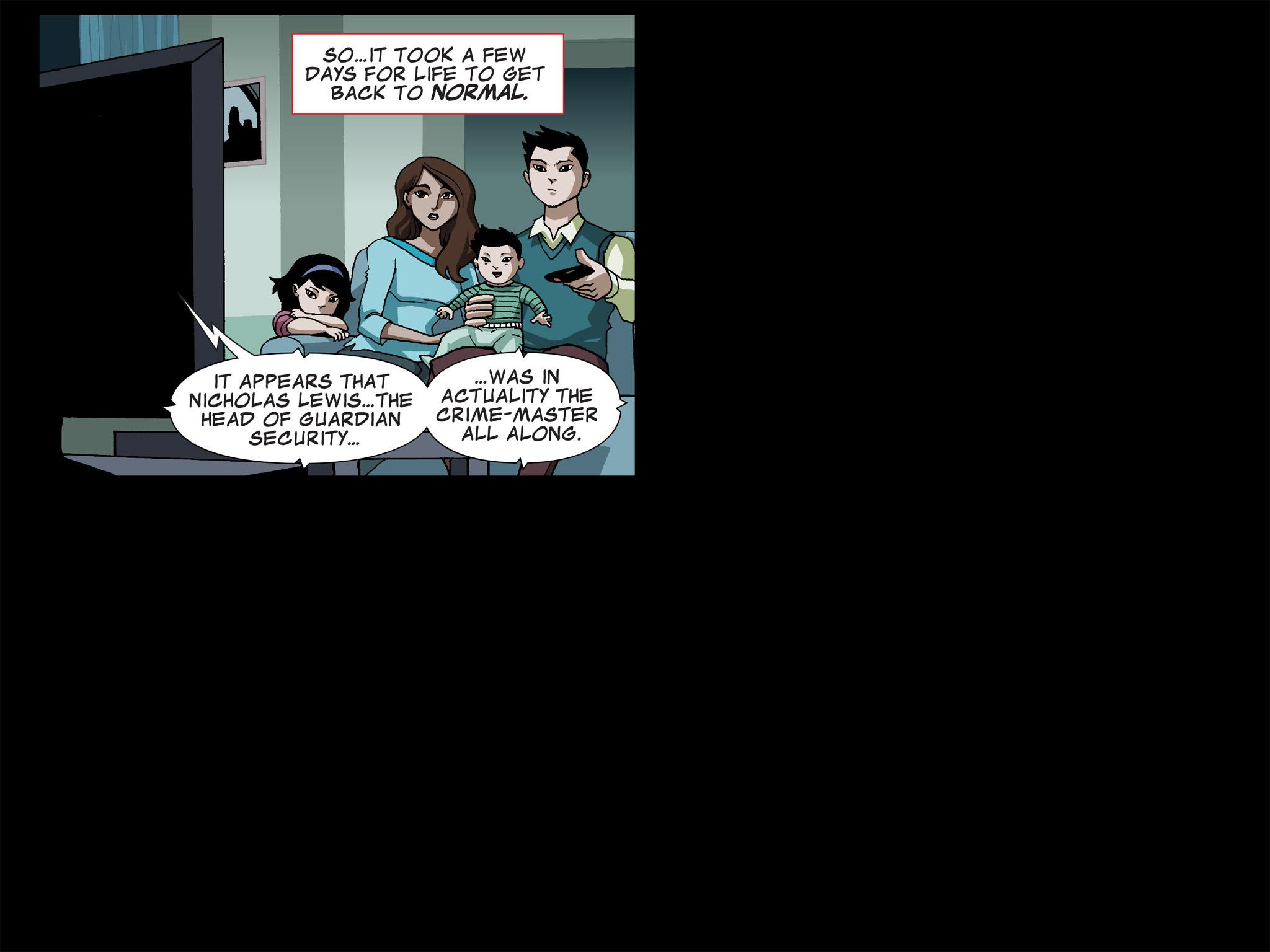 Read online Ultimate Spider-Man (Infinite Comics) (2015) comic -  Issue #19 - 35