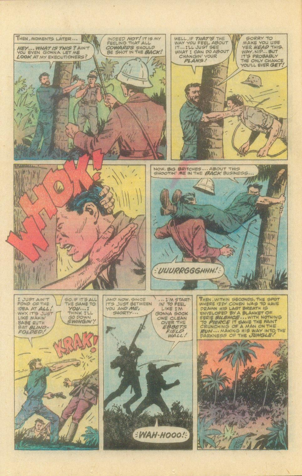 Read online Sgt. Fury comic -  Issue #149 - 12