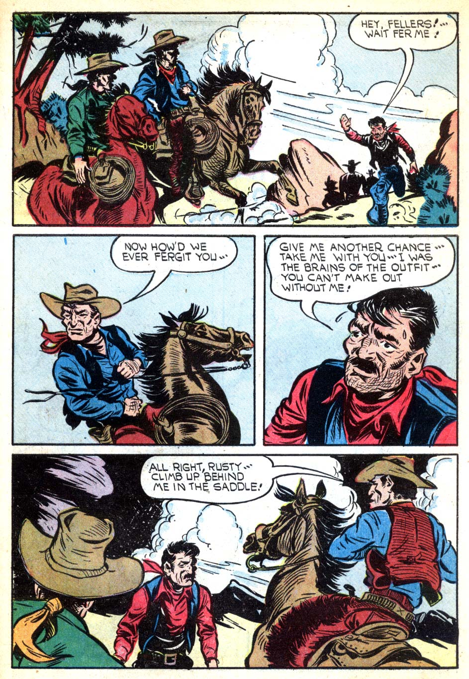 Four Color Comics issue 267 - Page 41