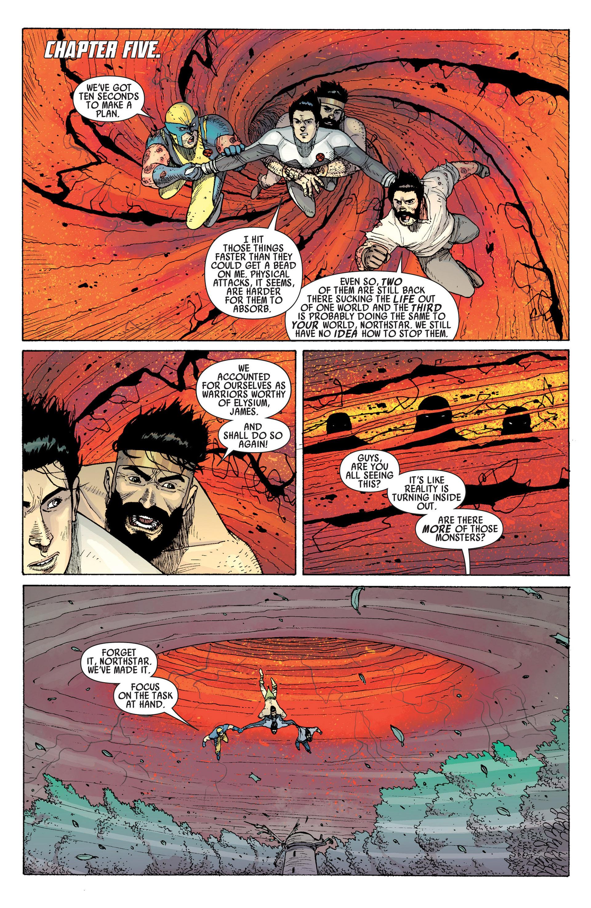 Read online Age of Apocalypse (2012) comic -  Issue #14 - 3