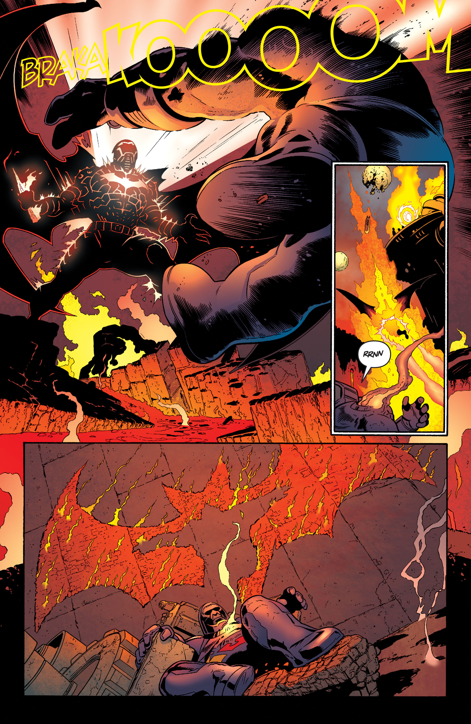 Read online Batman and Robin (2011) comic -  Issue #37 - 14