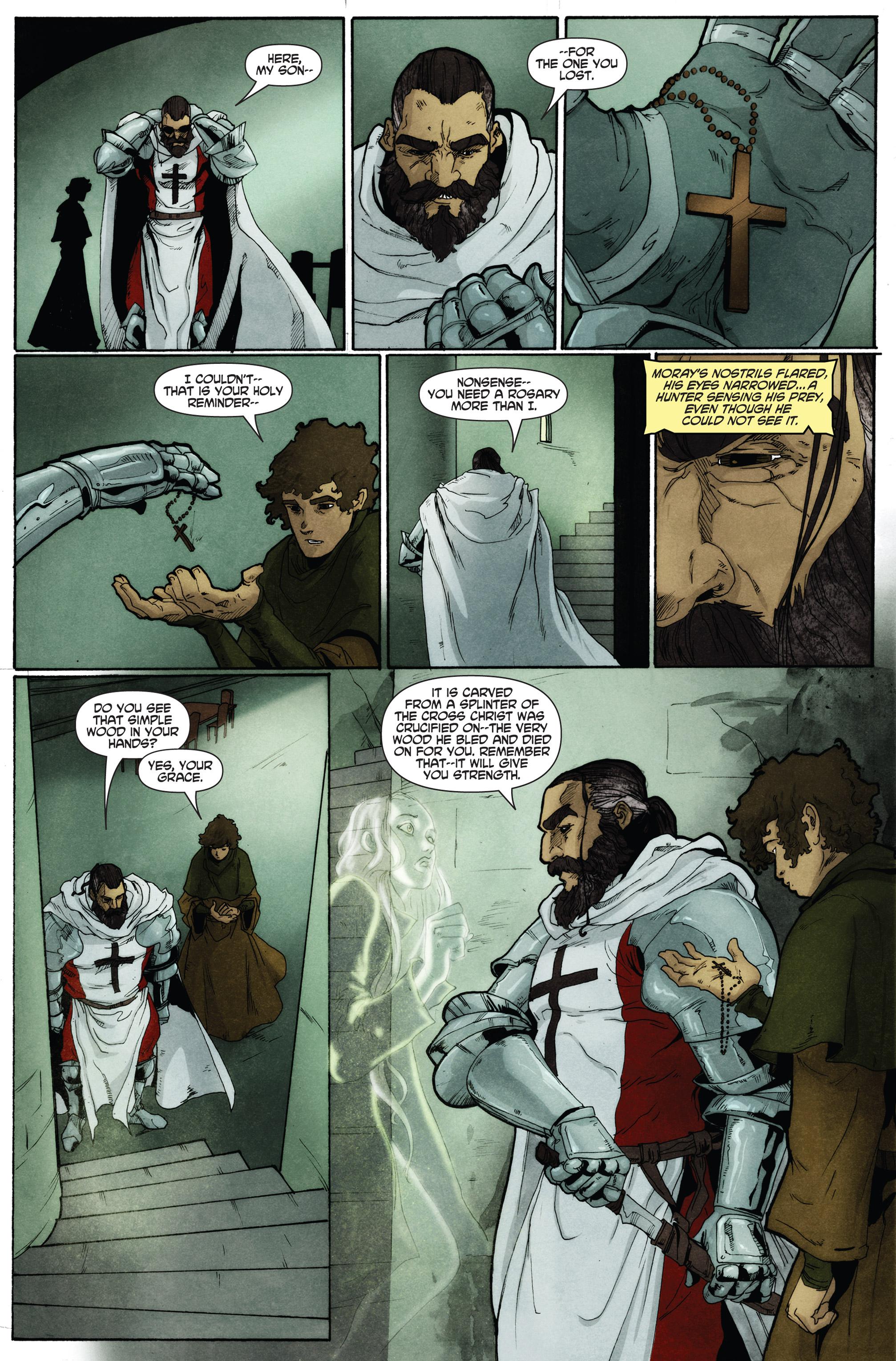 Read online Plague comic -  Issue #2 - 5