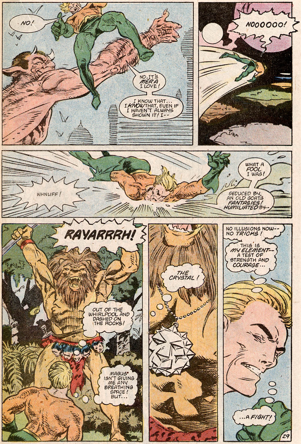 Read online Aquaman Special comic -  Issue #Aquaman Special Full - 30
