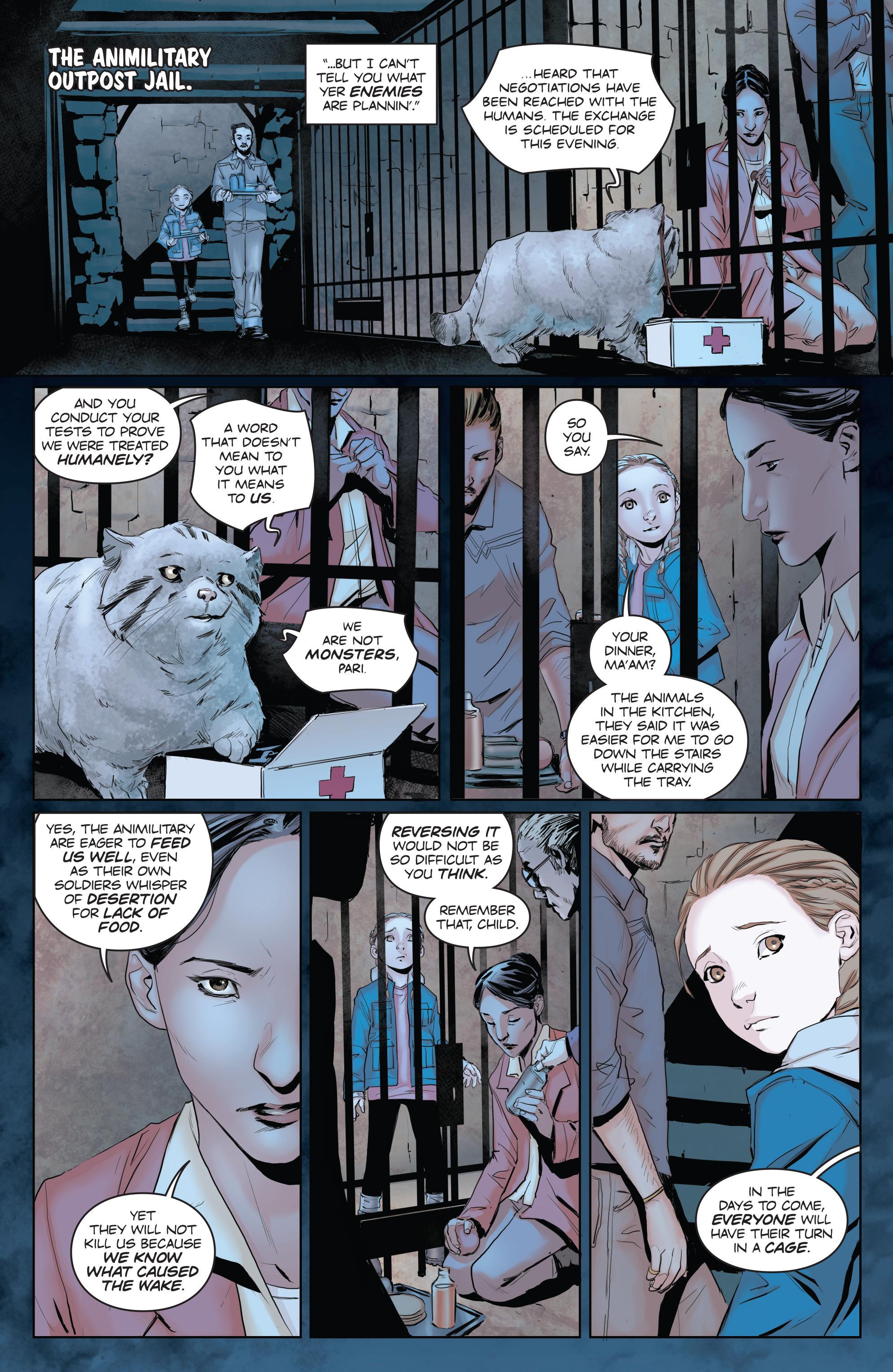 Read online Animosity comic -  Issue #3 - 14