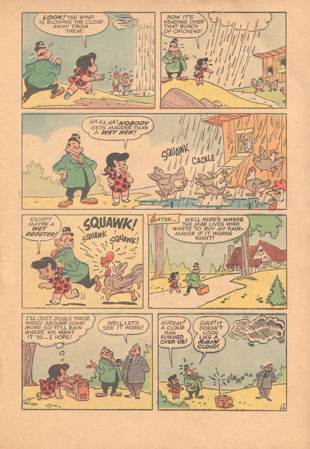 Little Dot (1953) issue 30 - Page 21