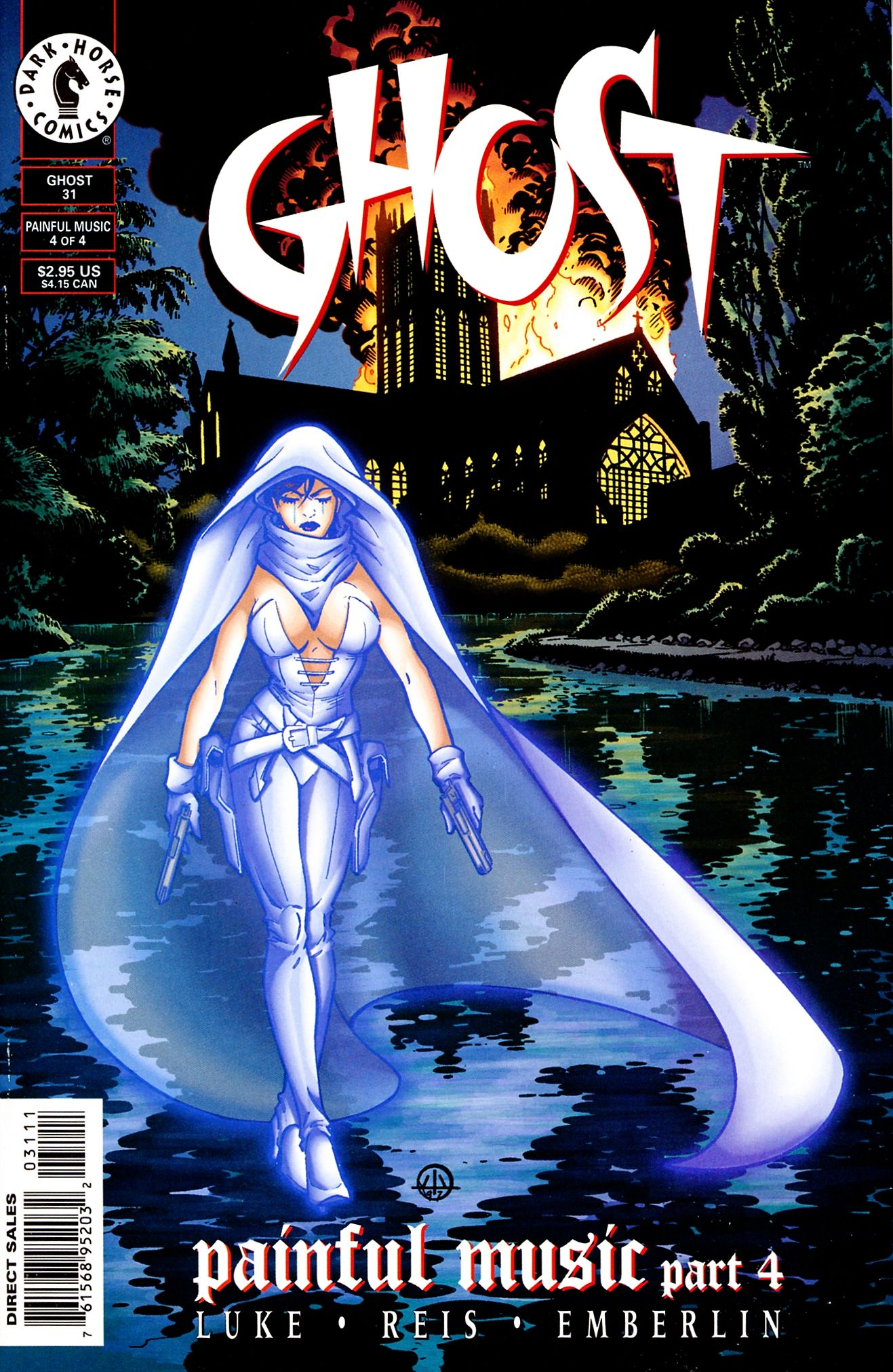 Ghost (1995) 31 Page 1