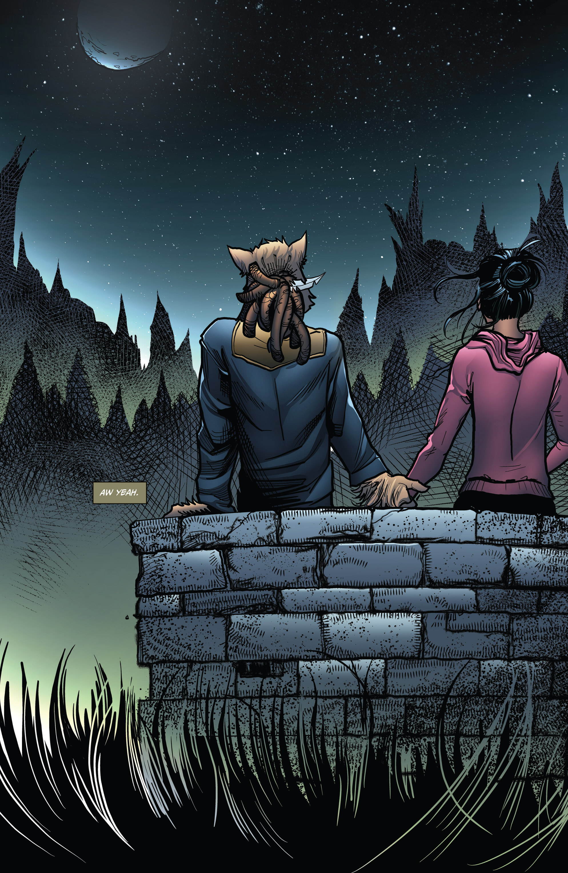 Read online Grimm Fairy Tales: Arcane Acre comic -  Issue # TPB 3 - 141
