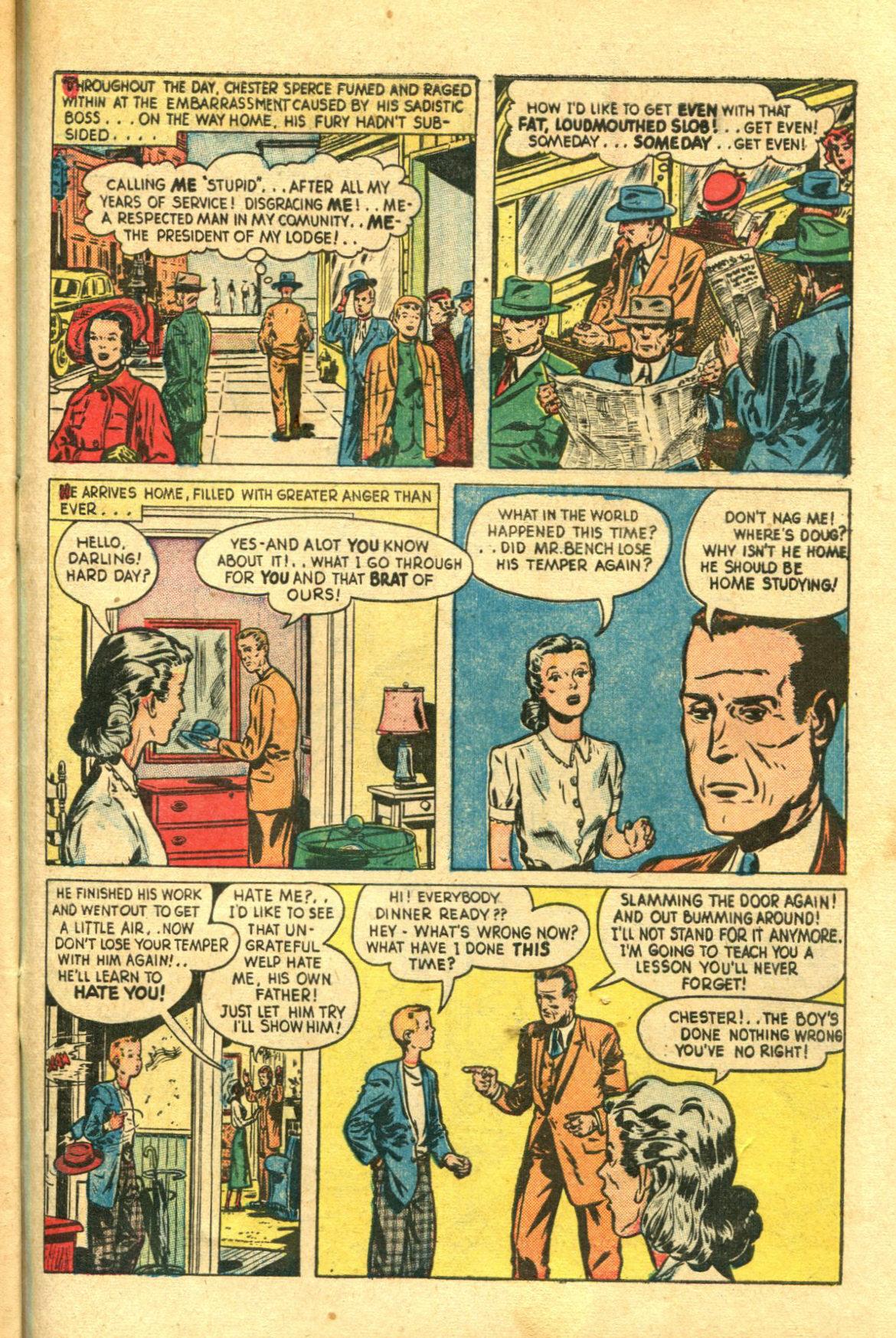 Read online Shadow Comics comic -  Issue #98 - 41
