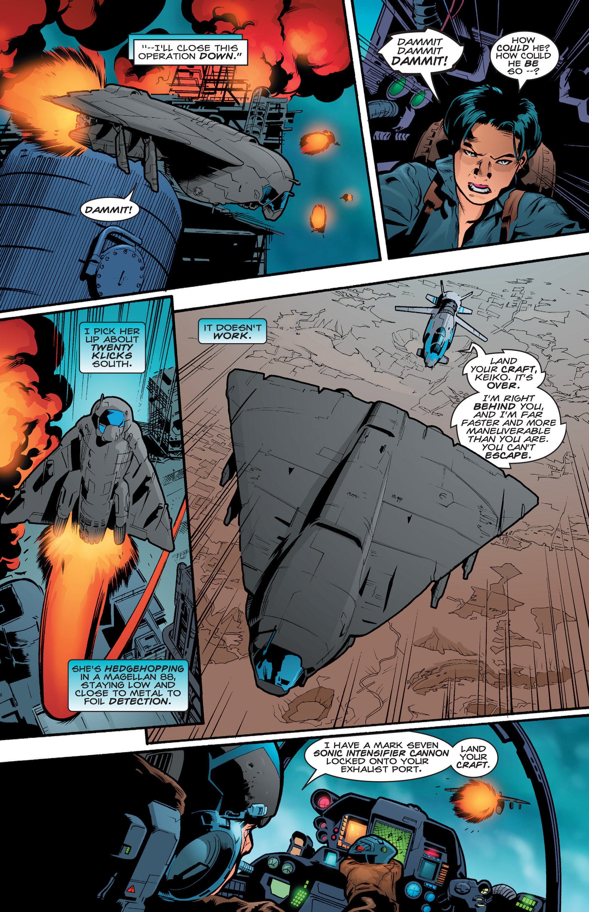 Read online Shockrockets comic -  Issue # TPB - 74
